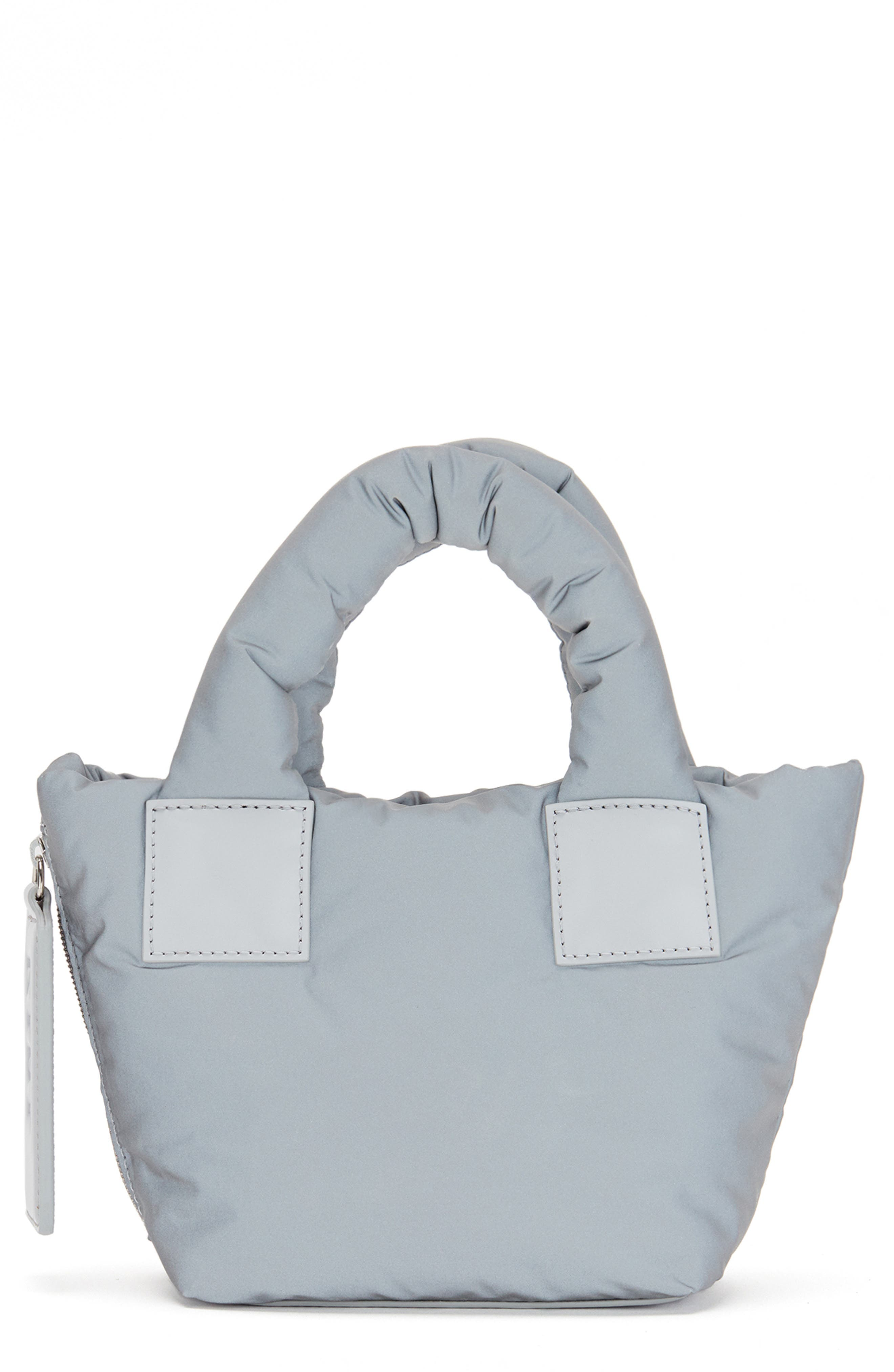 Flash Baby Puffer Tote,                         Main,                         color, FLASH