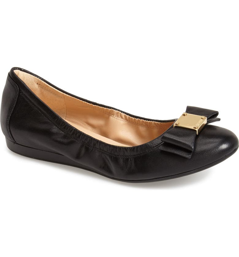 Best Cole Haan Tali Bow Ballet Flat (Women) Best Reviews