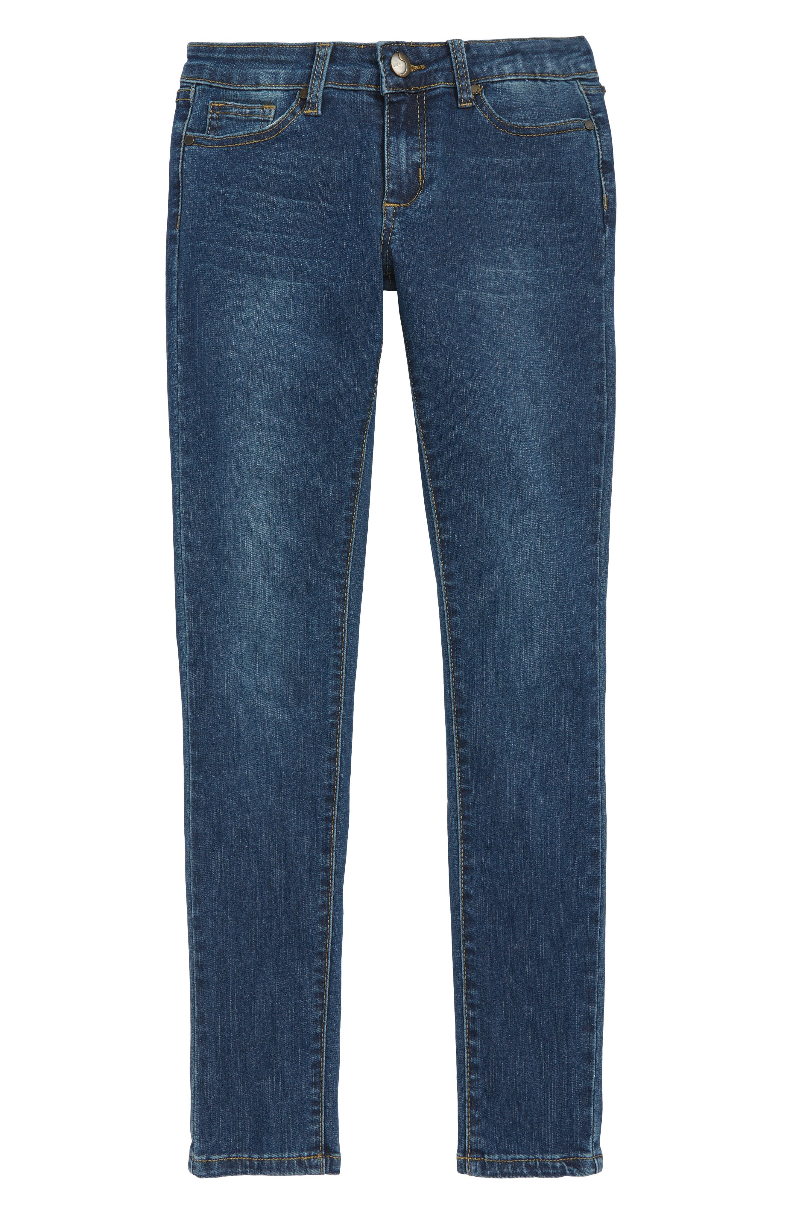 The Jegging Skinny Jeans,                         Main,                         color, BLUELICIOUS