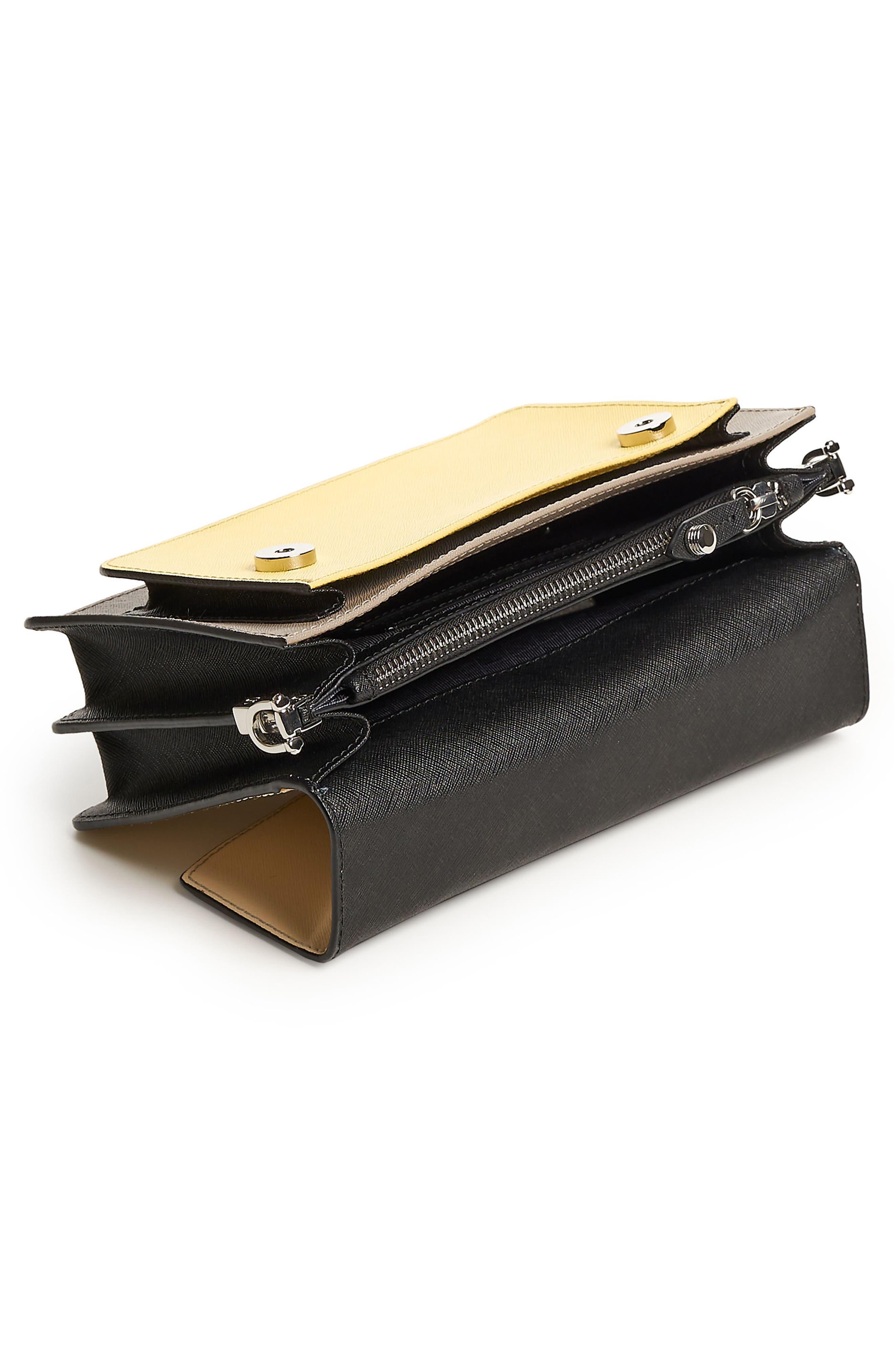 Cobble Hill Leather Crossbody Bag,                             Alternate thumbnail 57, color,