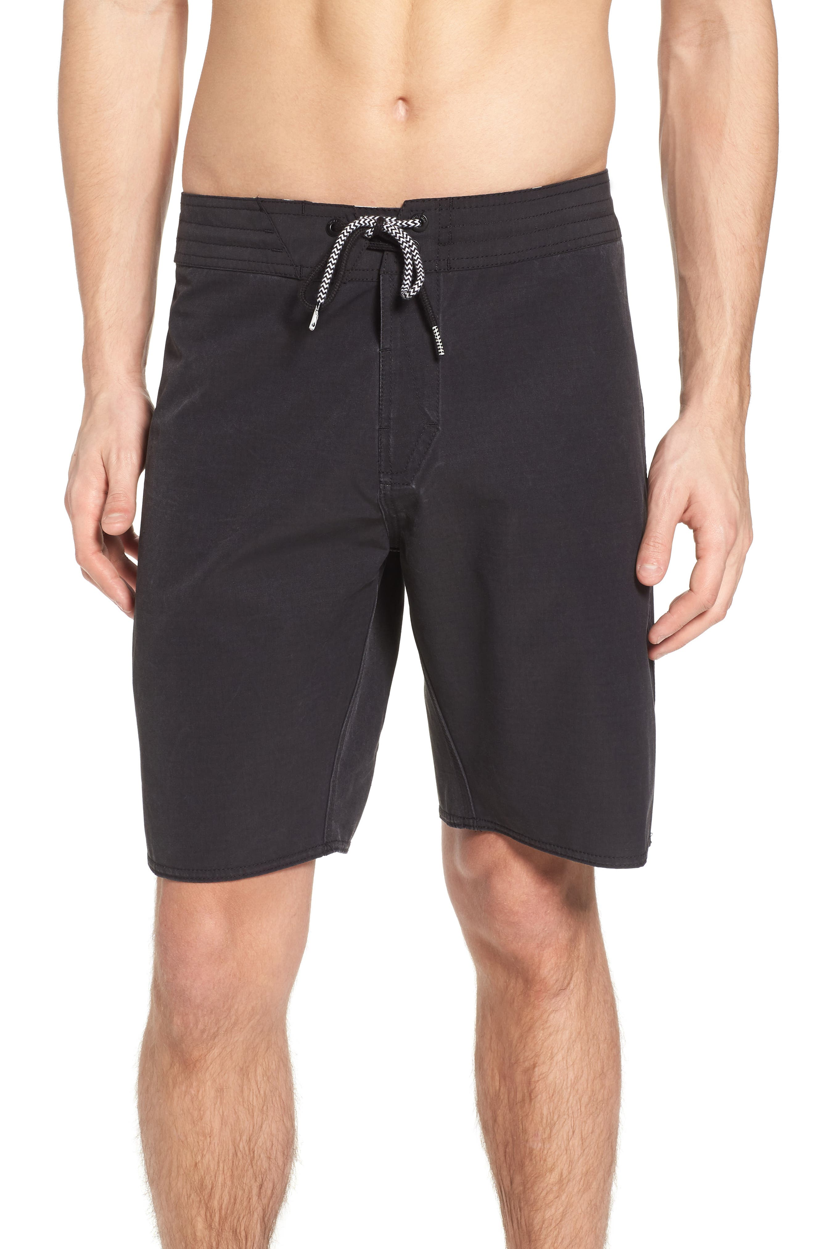Side Fi Stoney Board Shorts,                         Main,                         color, 001
