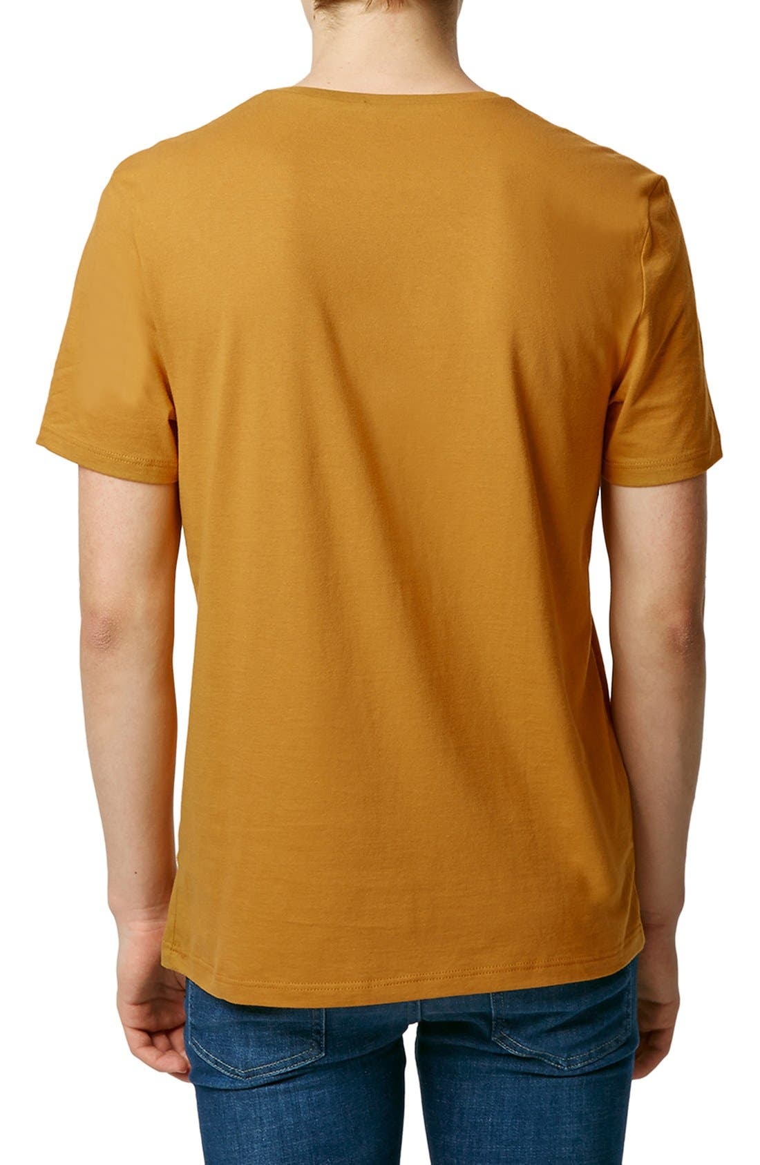 Slim Fit Crewneck T-Shirt,                             Alternate thumbnail 186, color,