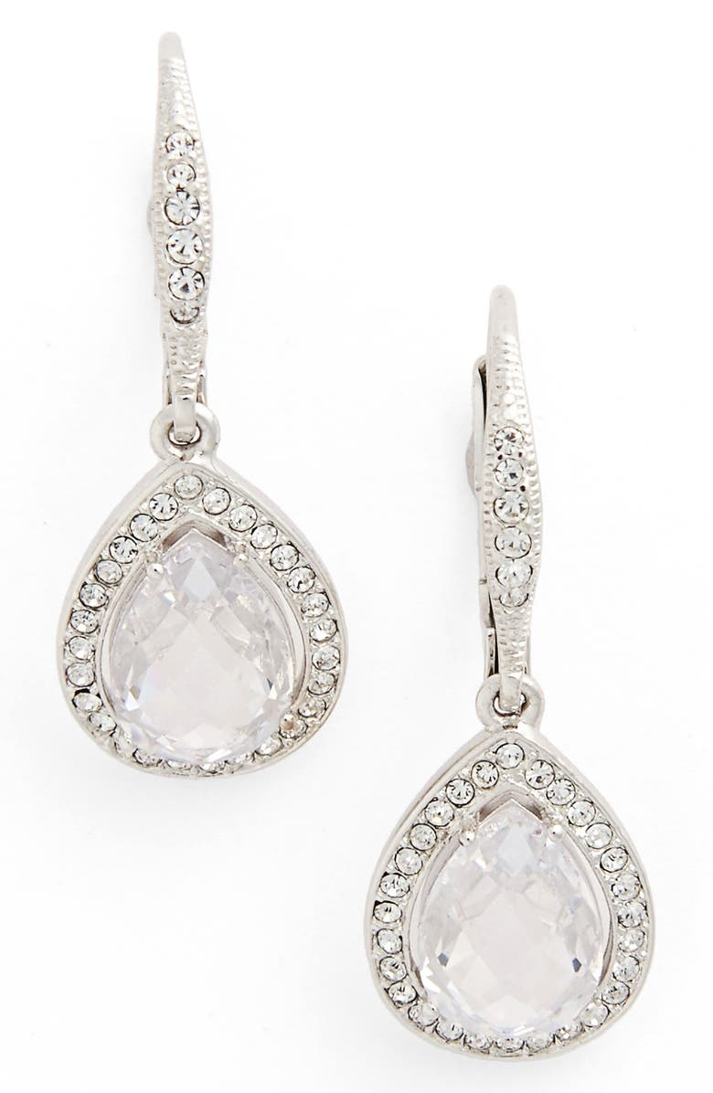 Pear Drop Earrings Main