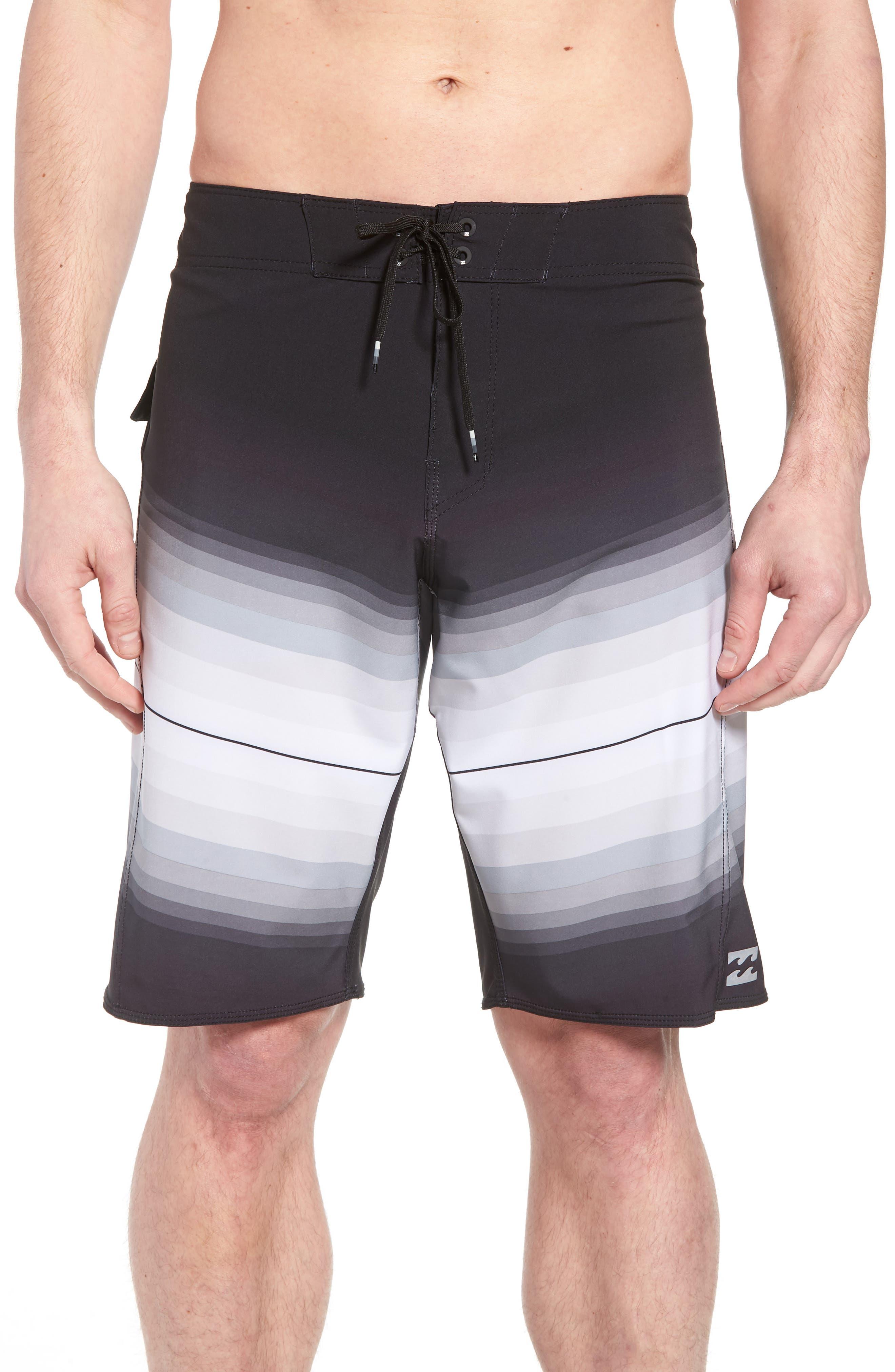 Fluid X Board Shorts,                             Main thumbnail 1, color,