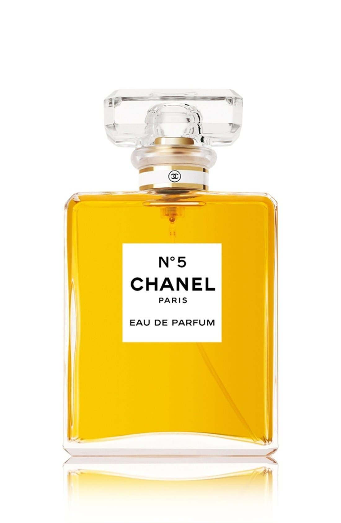 CHANEL N°5<br />Eau De Parfum Spray, Main, color, NO COLOR