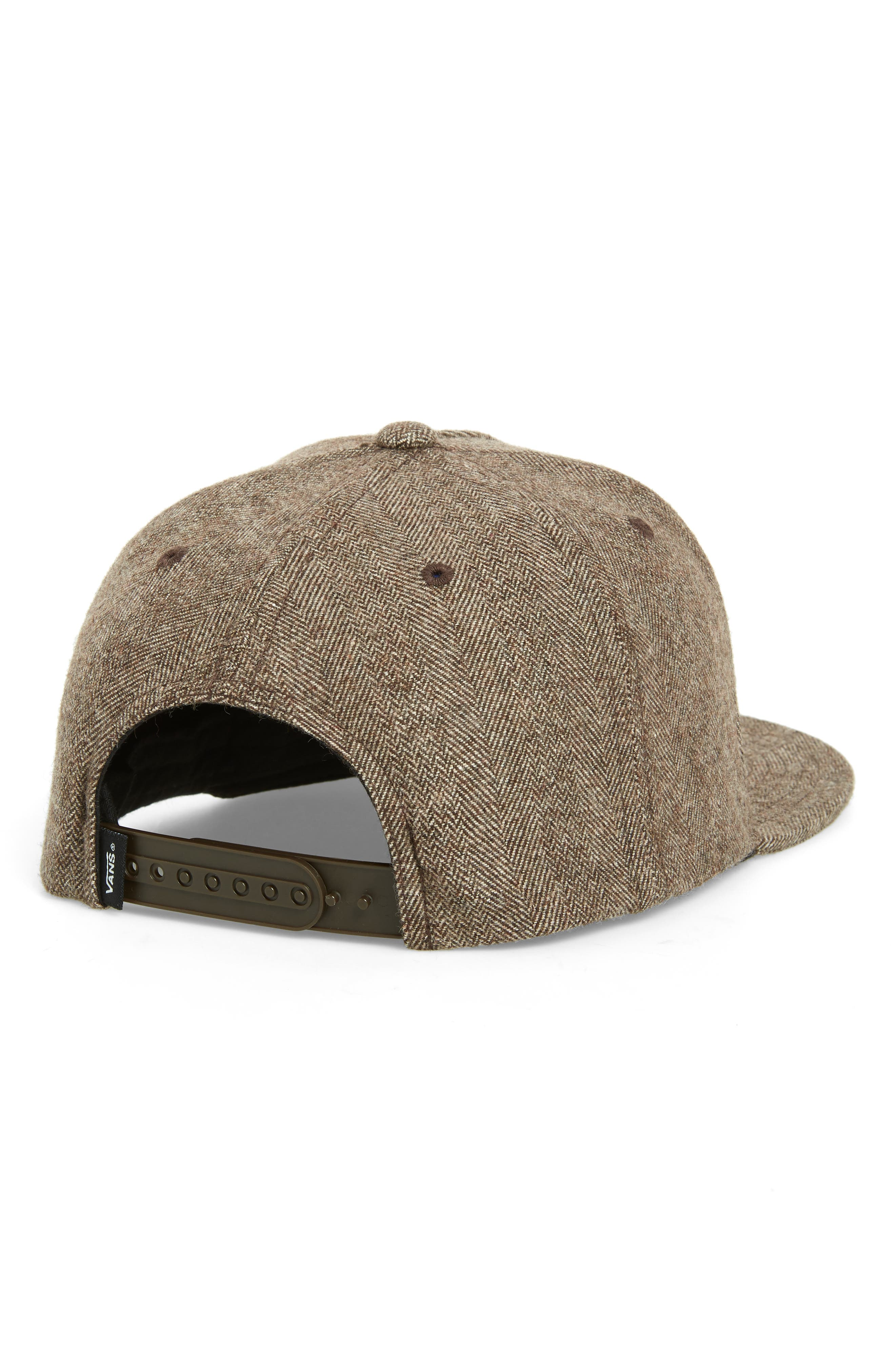 Mini Patch II Snapback Cap,                             Alternate thumbnail 2, color,                             SEQUOIA
