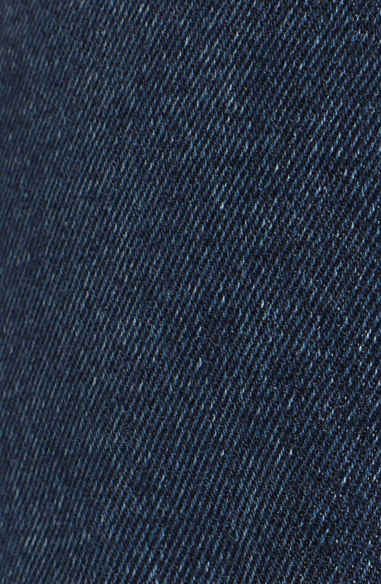 Paneled Jeans,                             Alternate thumbnail 5, color,                             400