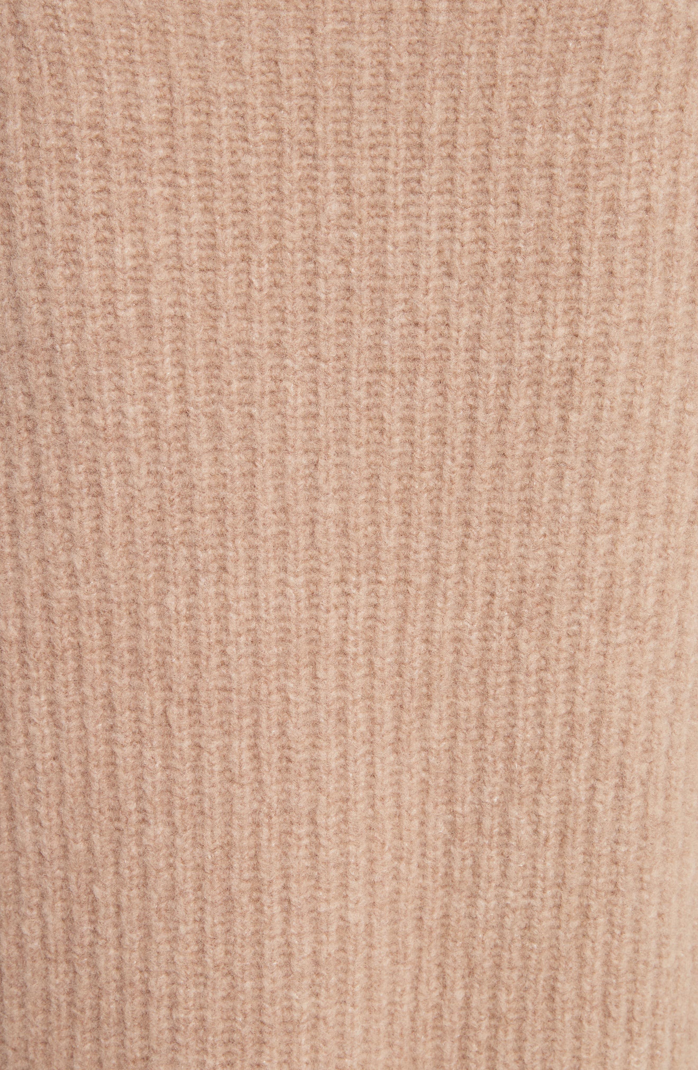 Francie Merino Wool Blend Sweater,                             Alternate thumbnail 5, color,                             230