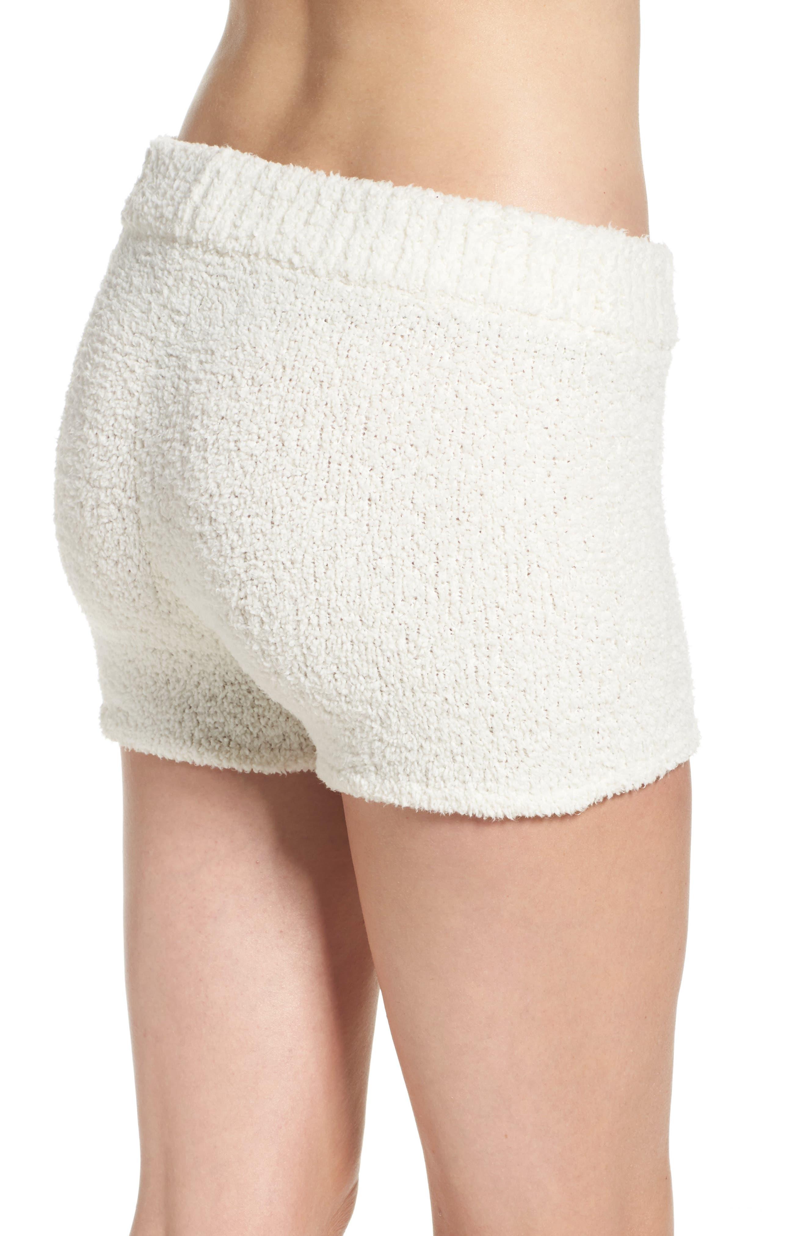 Sweater Knit Pajama Shorts,                             Alternate thumbnail 2, color,                             900