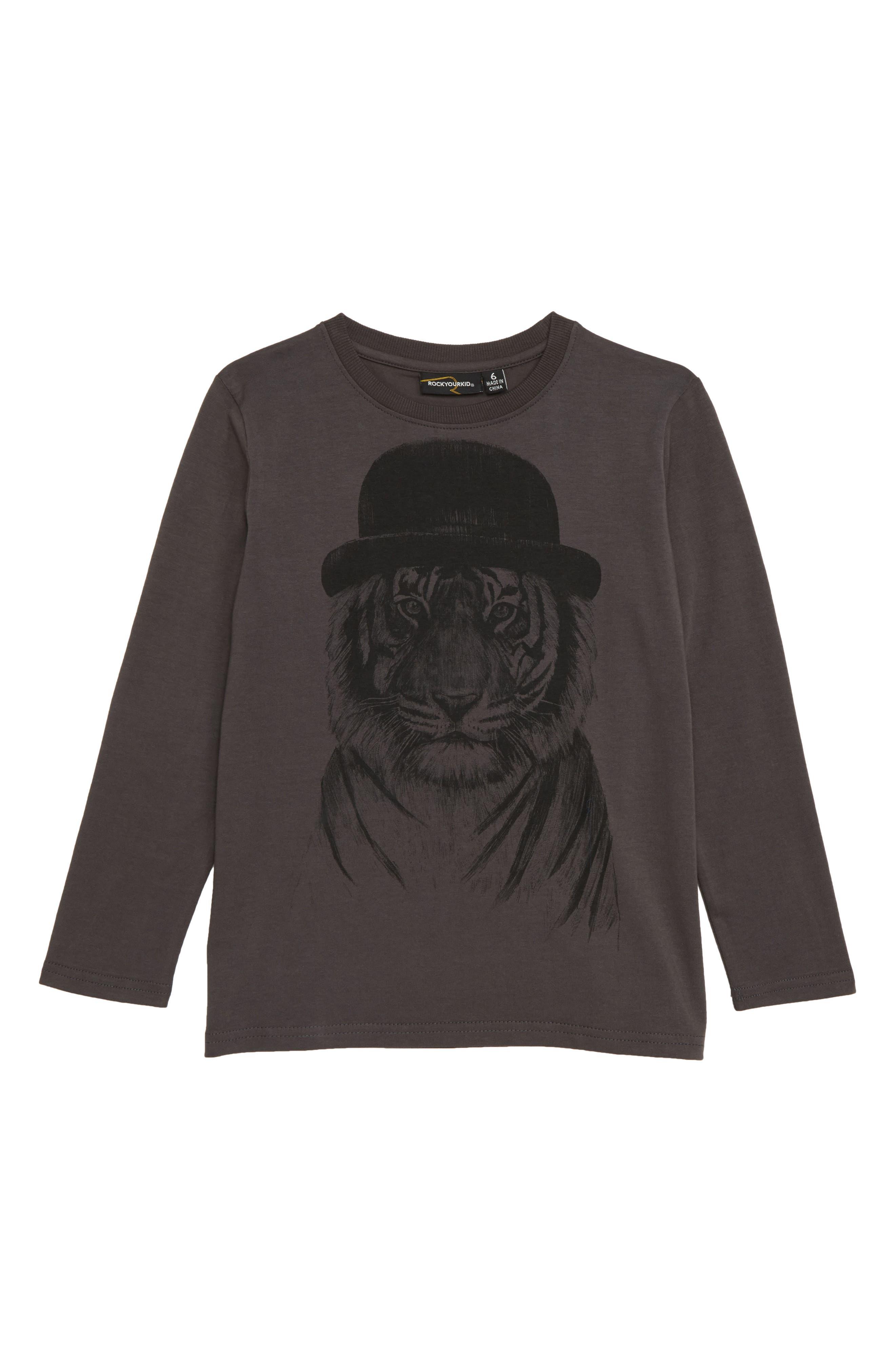 Sir T-Shirt,                         Main,                         color, 020