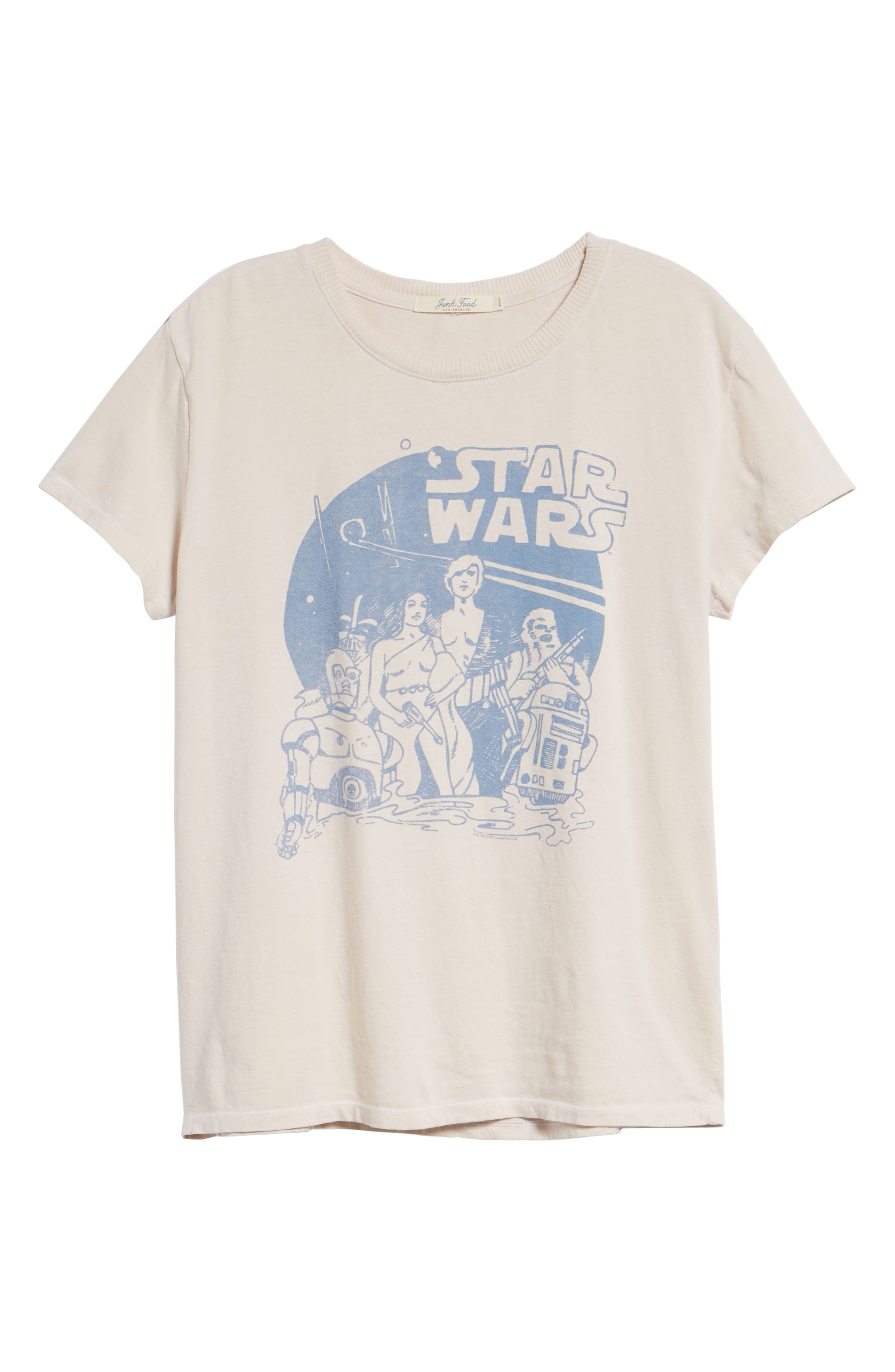 Star Wars<sup>™</sup> Classic Tee,                             Alternate thumbnail 6, color,                             174