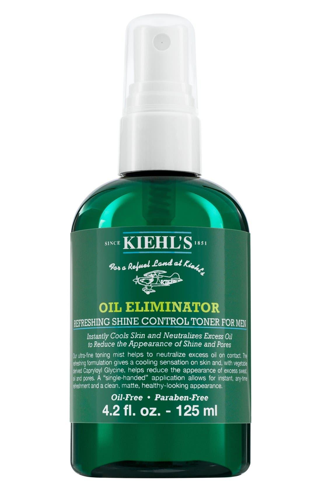 Oil Eliminator Toner,                             Main thumbnail 1, color,                             NO COLOR