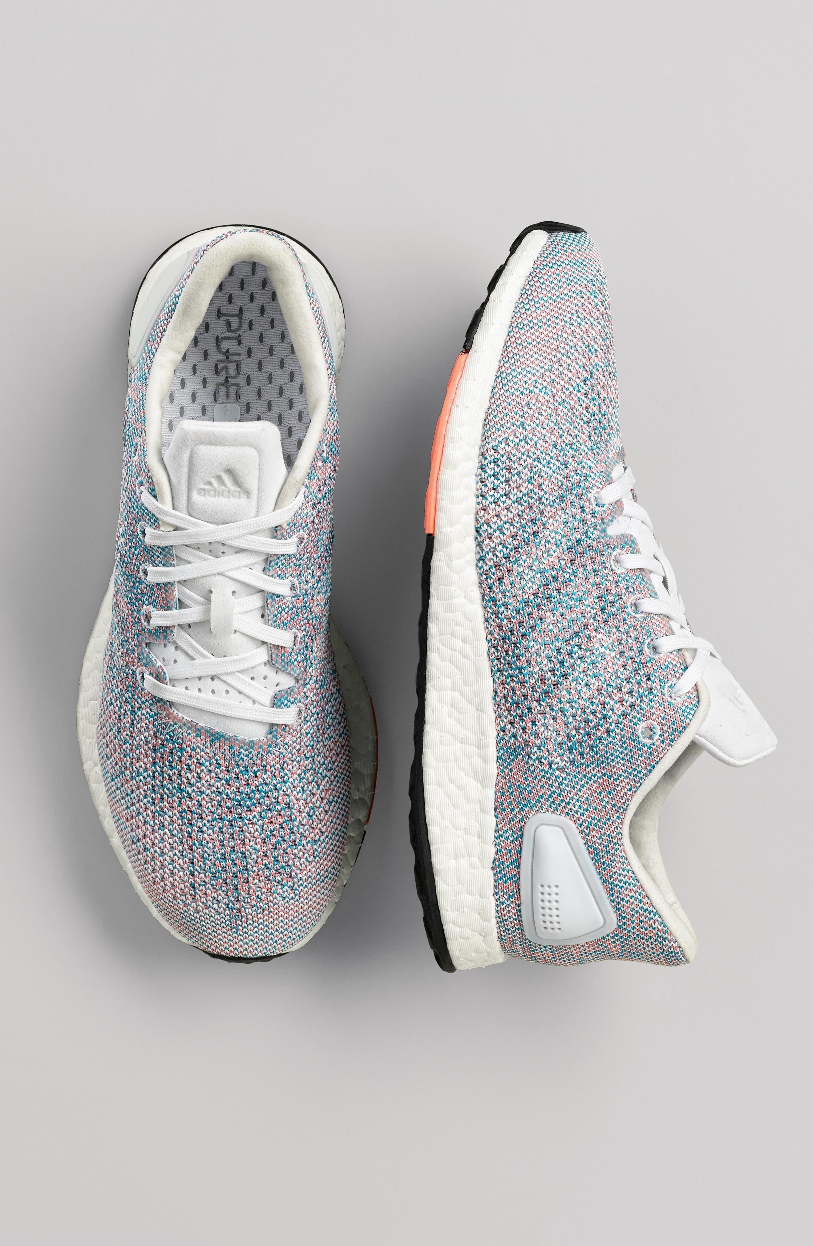 PureBoost DPR Running Shoe,                             Alternate thumbnail 7, color,                             100