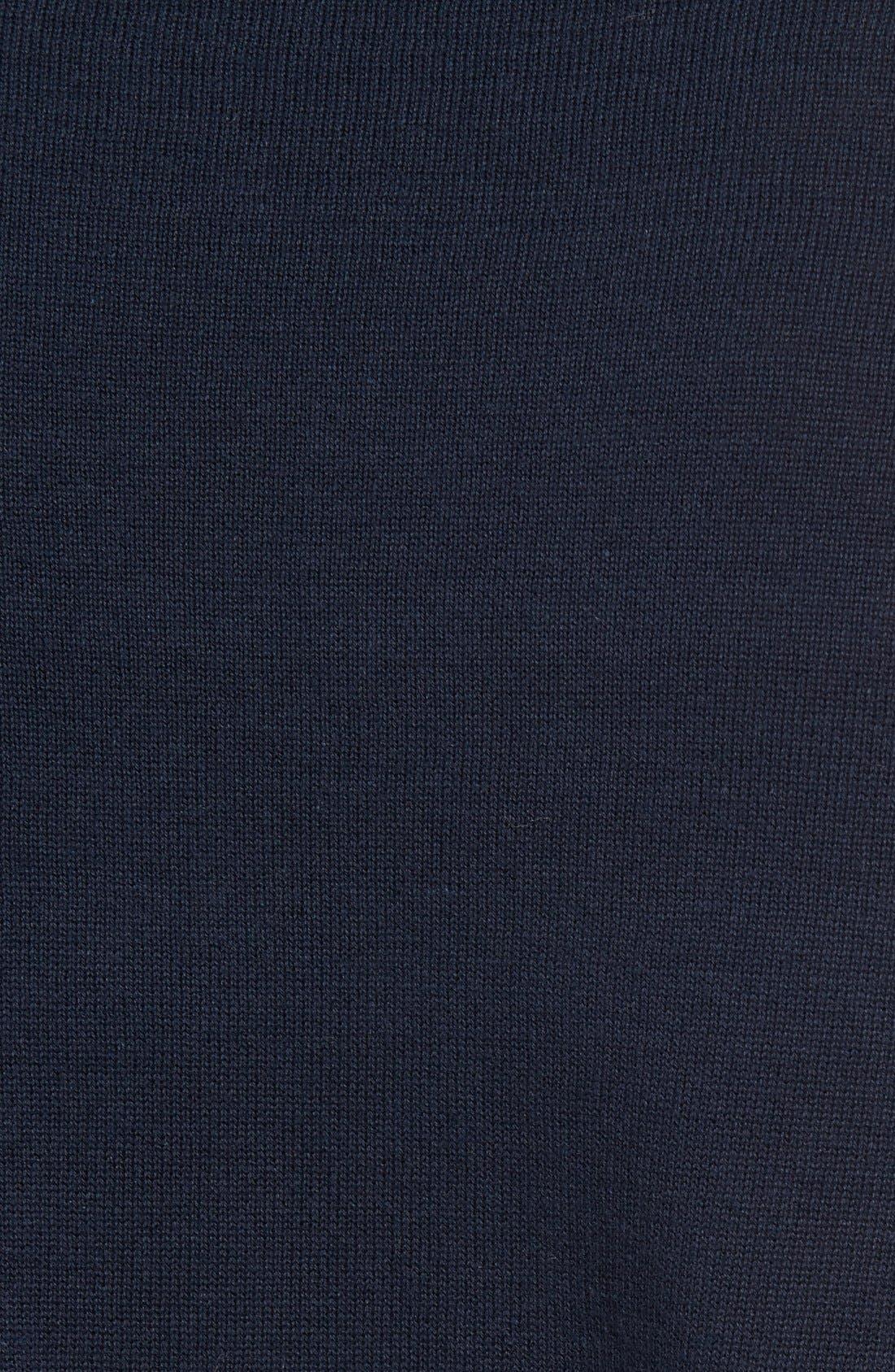 Nylon Trim Pullover,                             Alternate thumbnail 15, color,