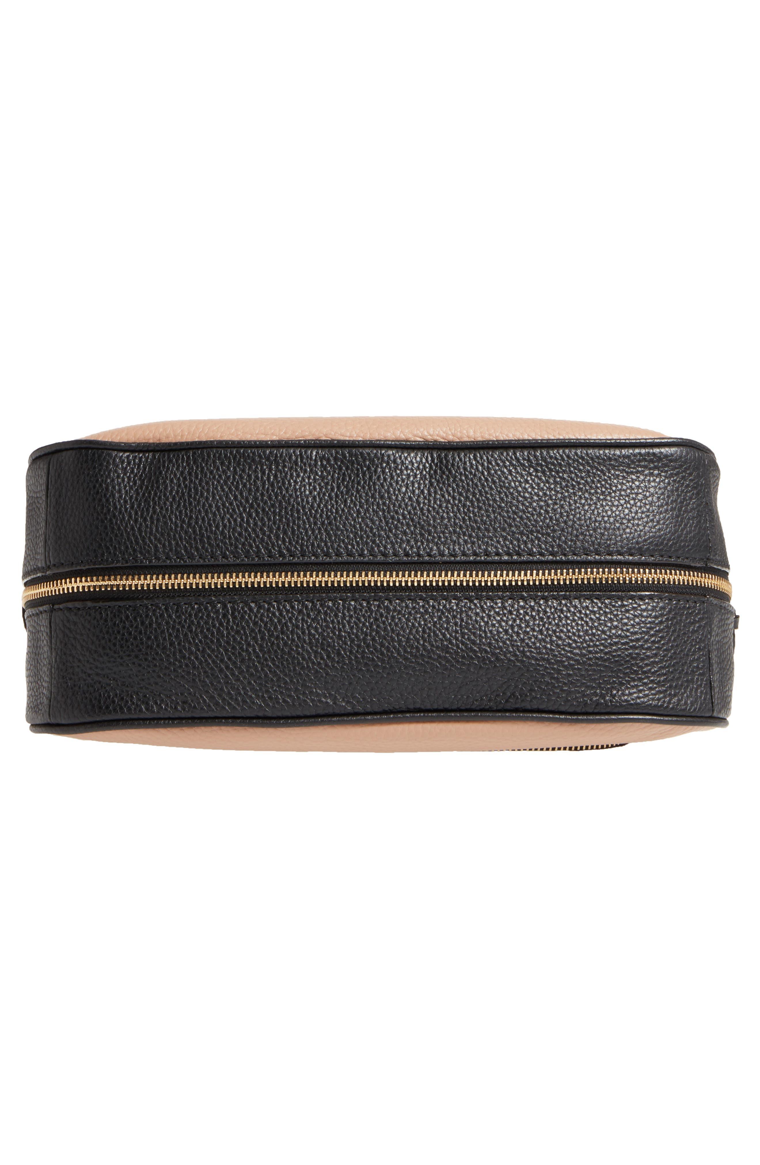 cobble hill - deva leather crossbody bag,                             Alternate thumbnail 38, color,