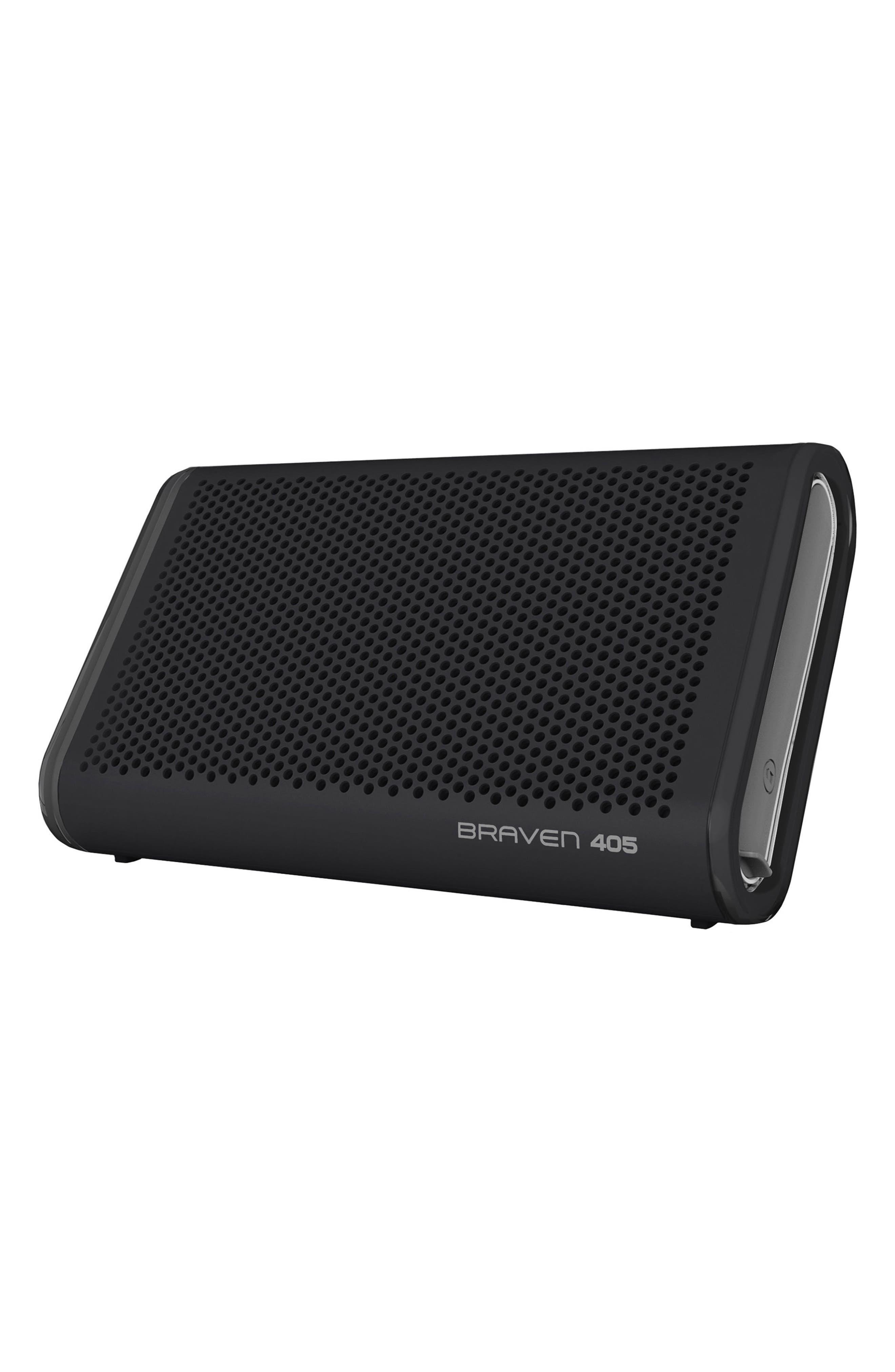 405 Portable Waterproof Bluetooth Speaker,                             Alternate thumbnail 3, color,                             009