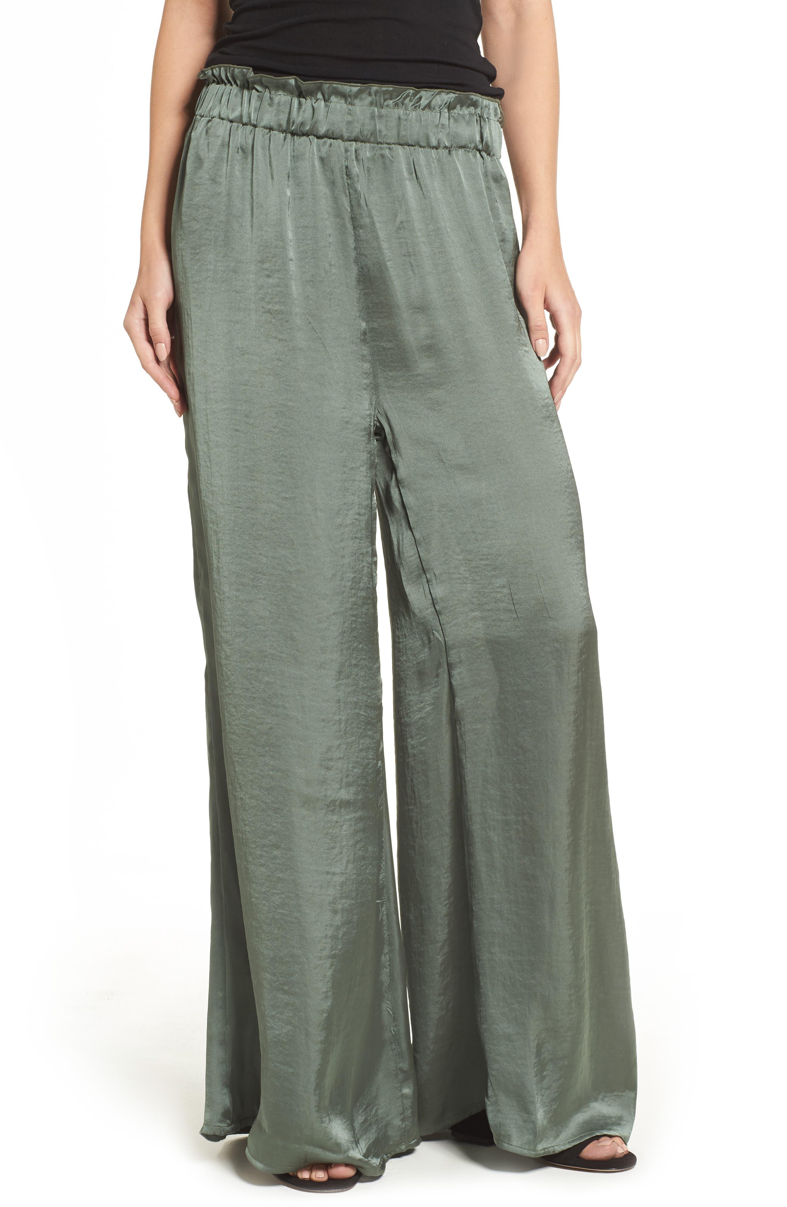 Wide Leg Pants,                         Main,                         color, 334