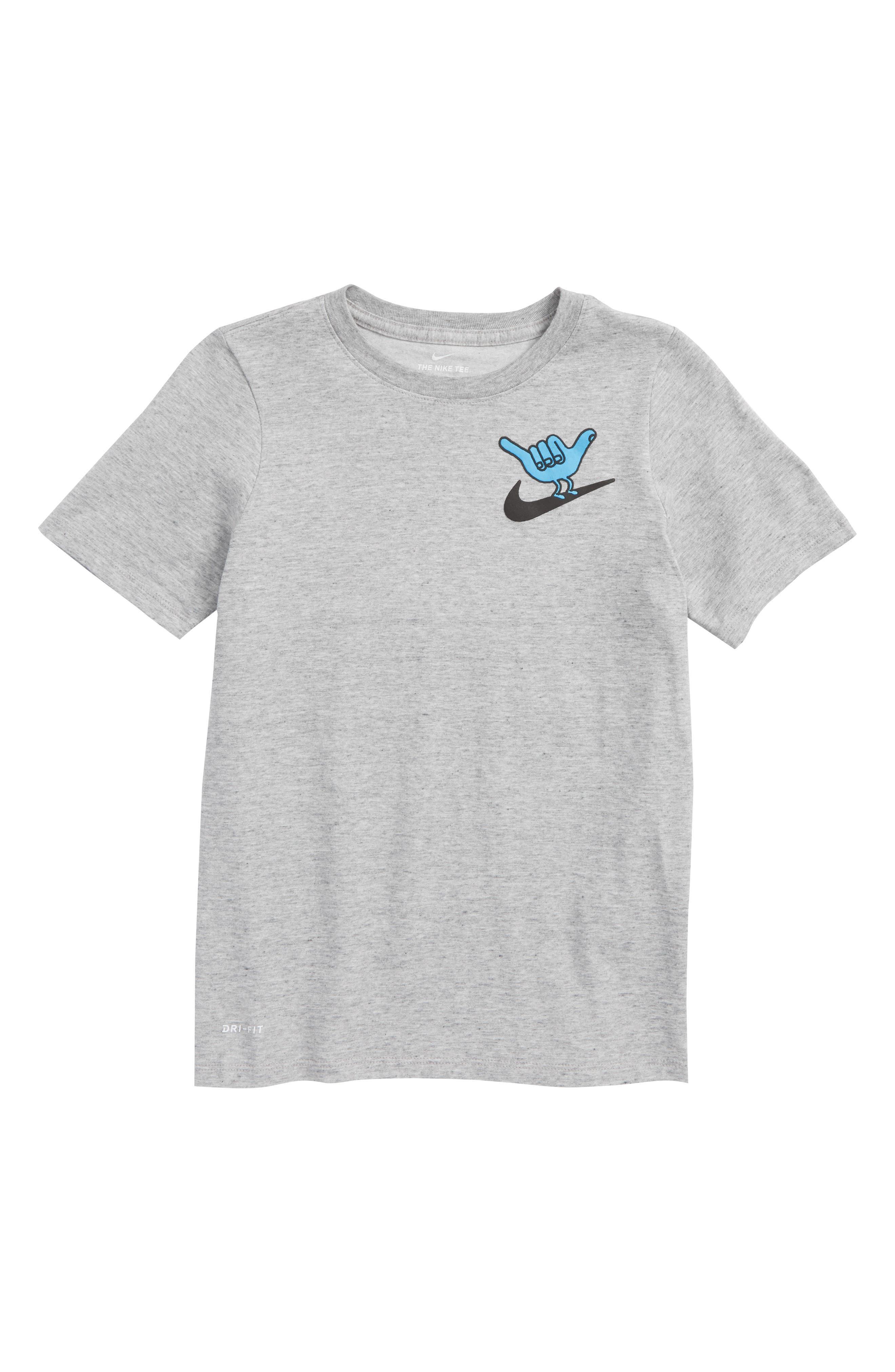 Dry Hang Loose Graphic T-Shirt,                             Main thumbnail 1, color,                             063