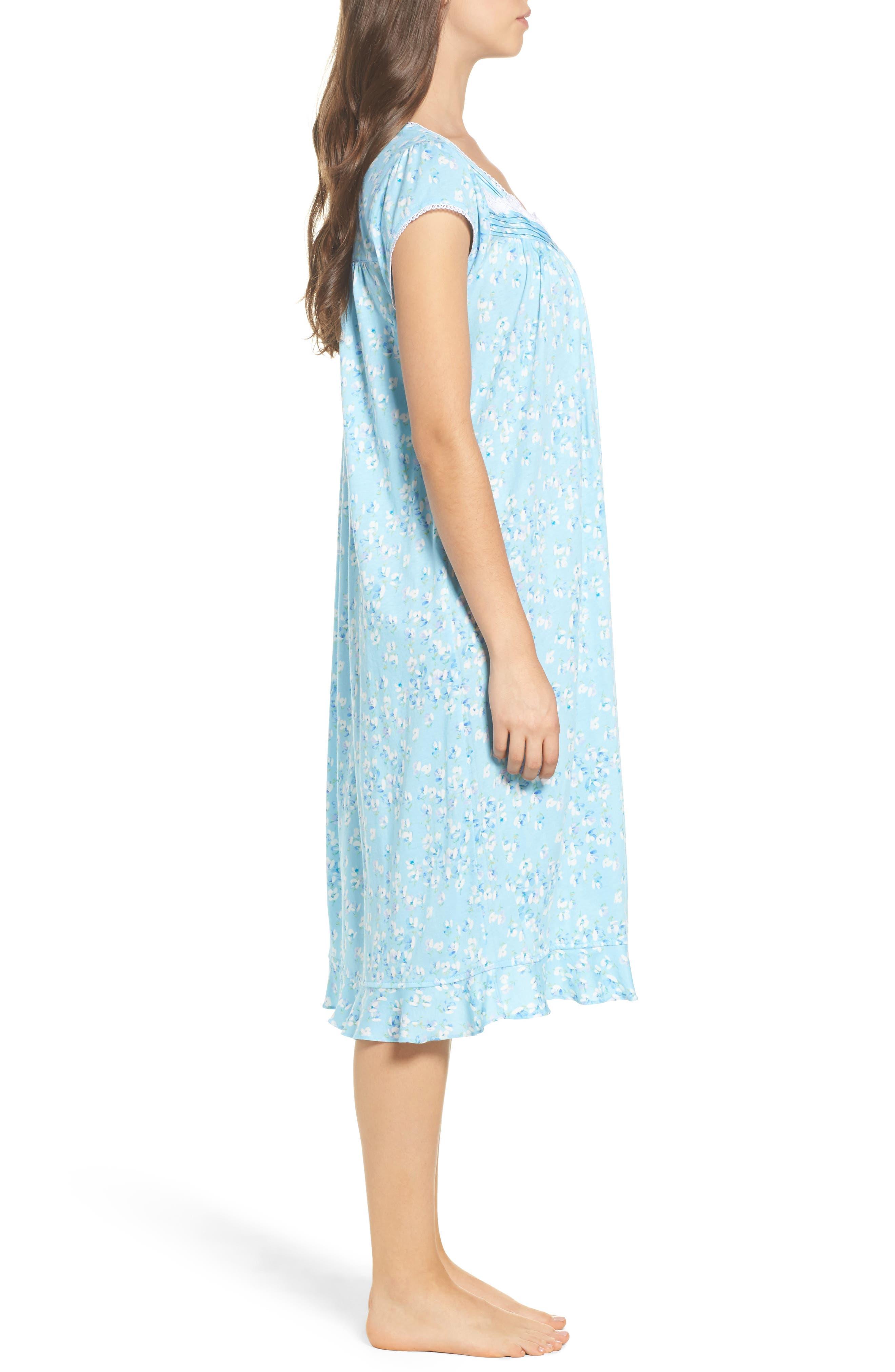 Waltz Nightgown,                             Alternate thumbnail 3, color,                             400