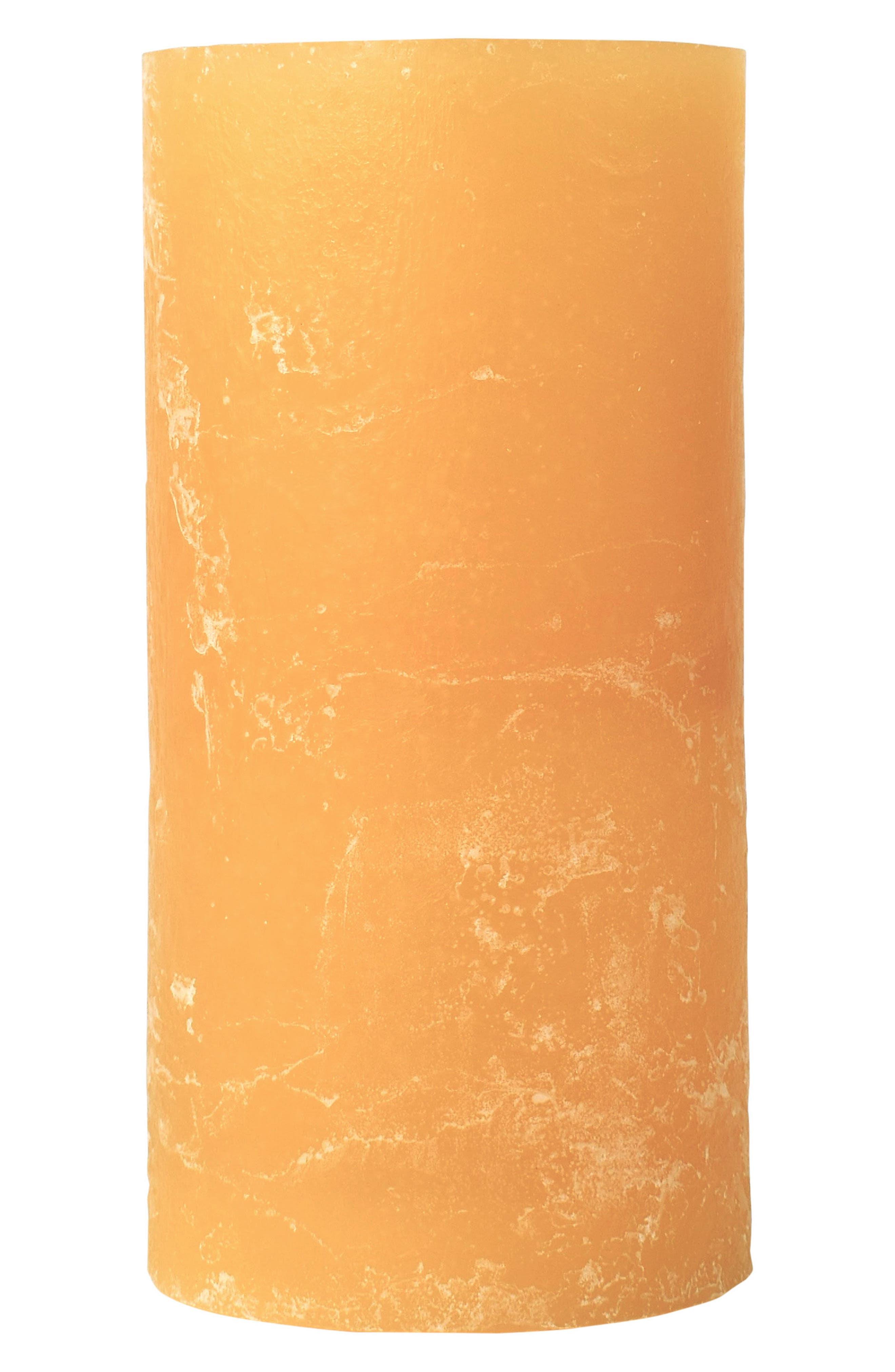 Honey Artisan Flameless Candle,                         Main,                         color, 802