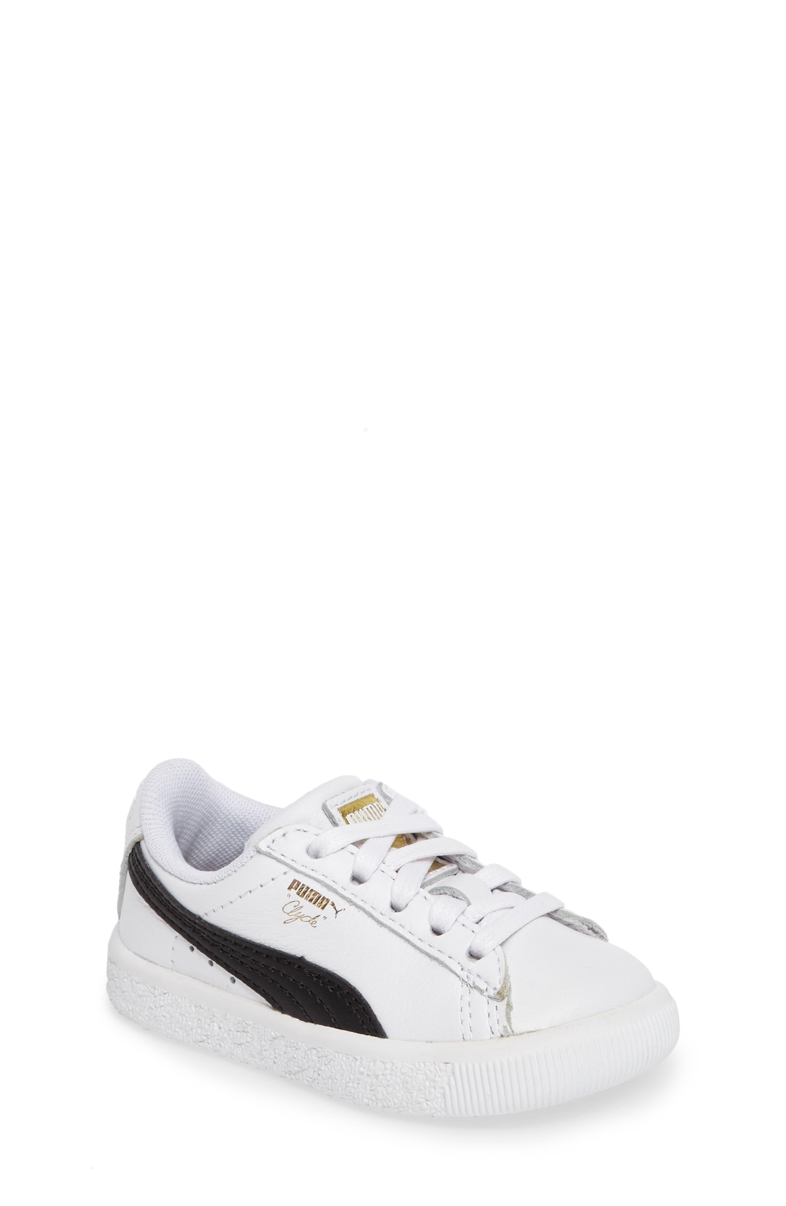 Clyde Core Foil Sneaker,                             Main thumbnail 3, color,