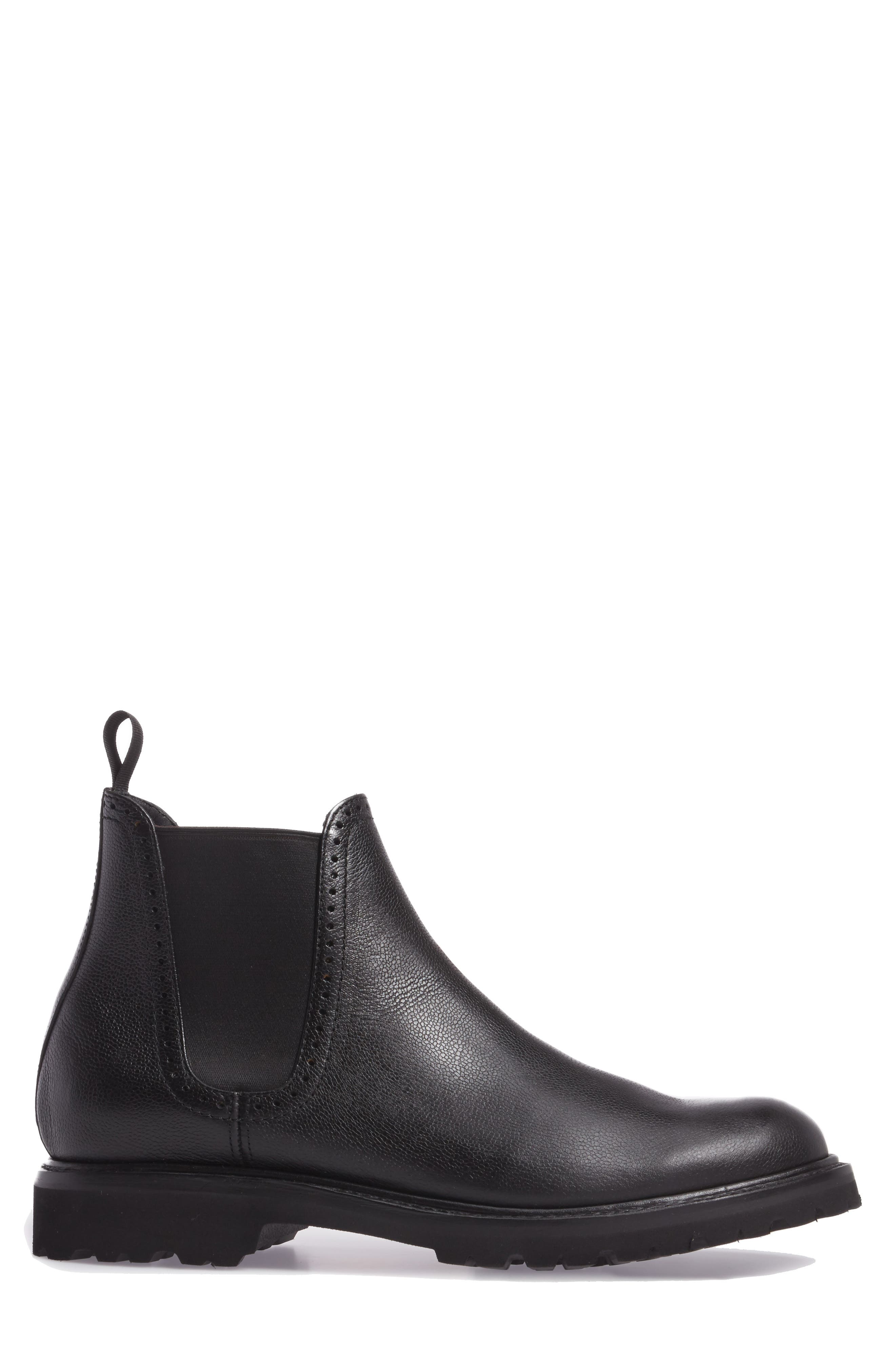 Cromwell Chelsea Boot,                             Alternate thumbnail 3, color,                             001