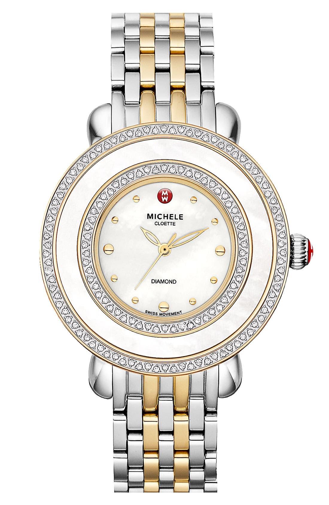 'Cloette Fleur' 16mm Watch Bracelet,                             Alternate thumbnail 2, color,                             040