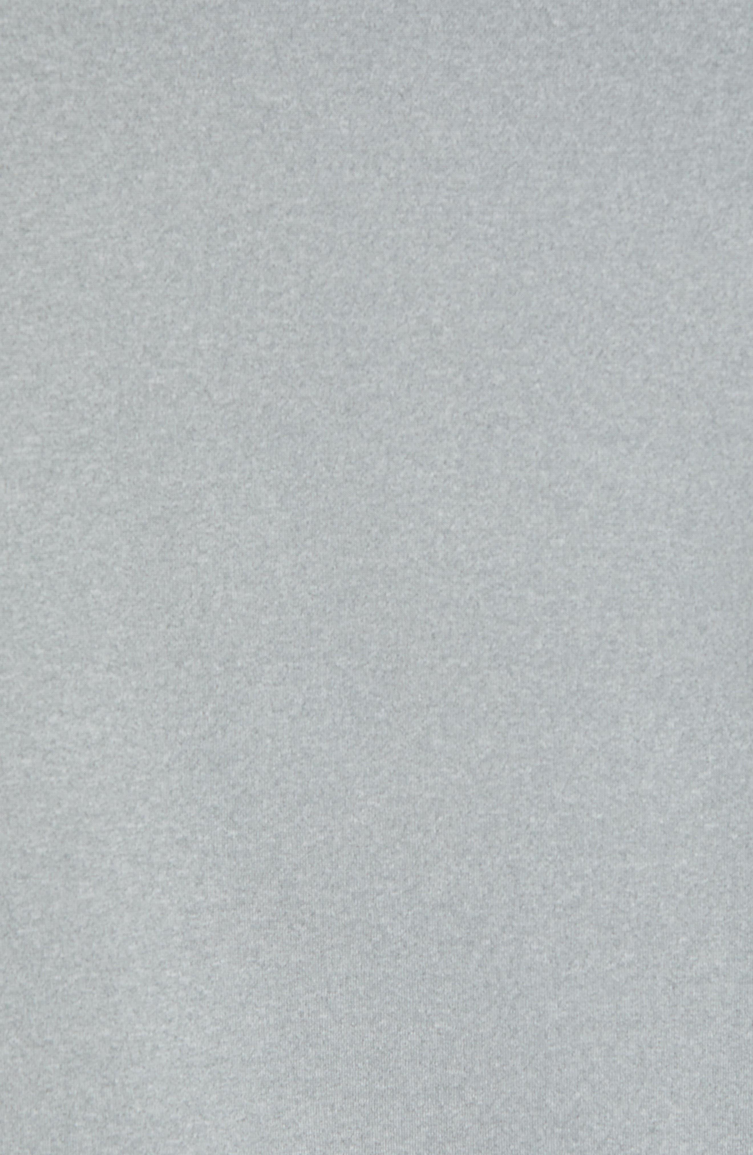 XH20 Gable Stripe Jersey Polo,                             Alternate thumbnail 5, color,                             GRAPHITE