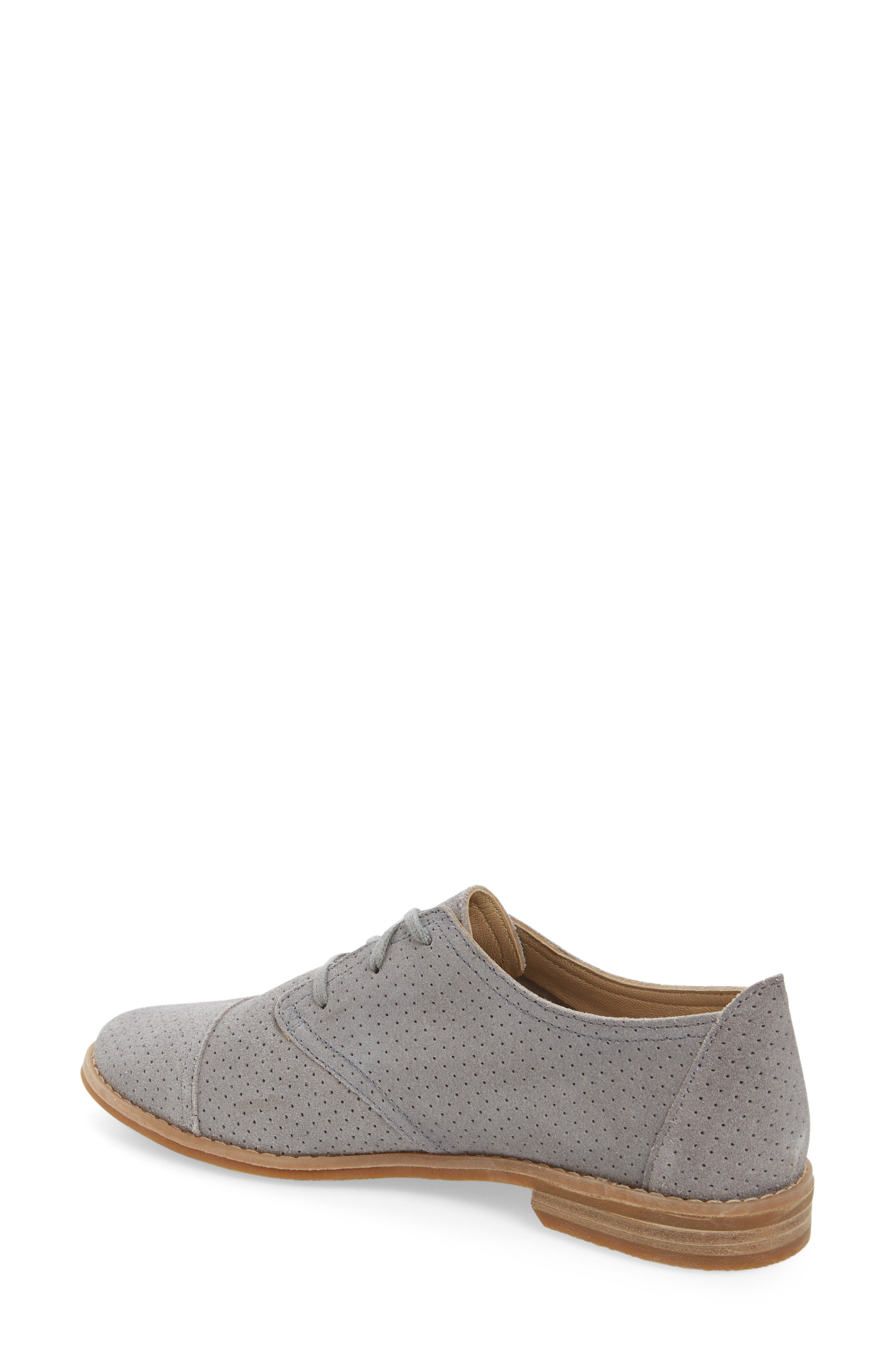 HUSH PUPPIES<SUP>®</SUP>,                             Hush Puppies Aiden Clever Oxford,                             Alternate thumbnail 2, color,                             025