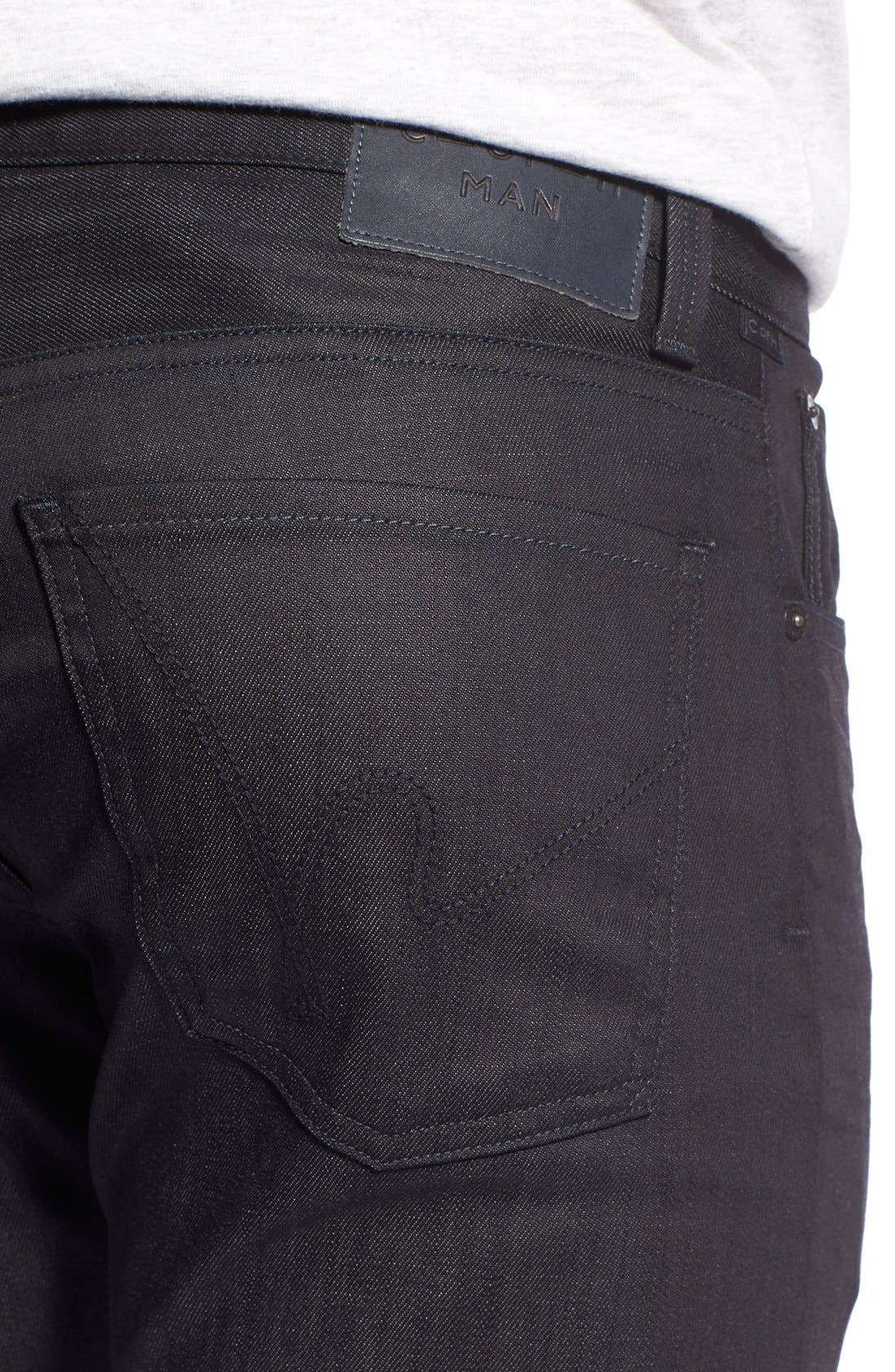 'Core' Slim Fit Jeans,                             Alternate thumbnail 6, color,                             PRESTIGE