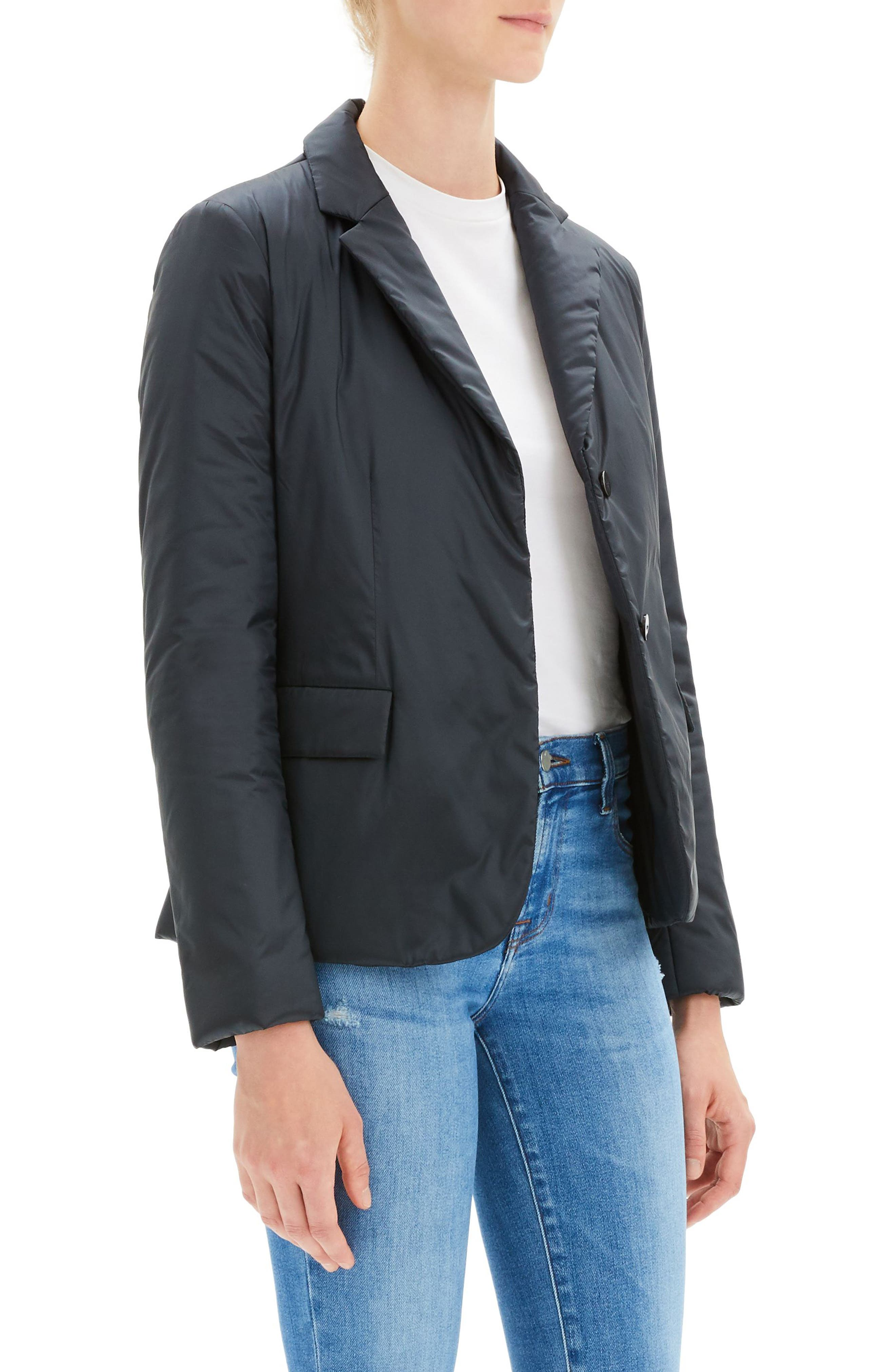 THEORY,                             Puffer Down Blazer,                             Alternate thumbnail 4, color,                             490