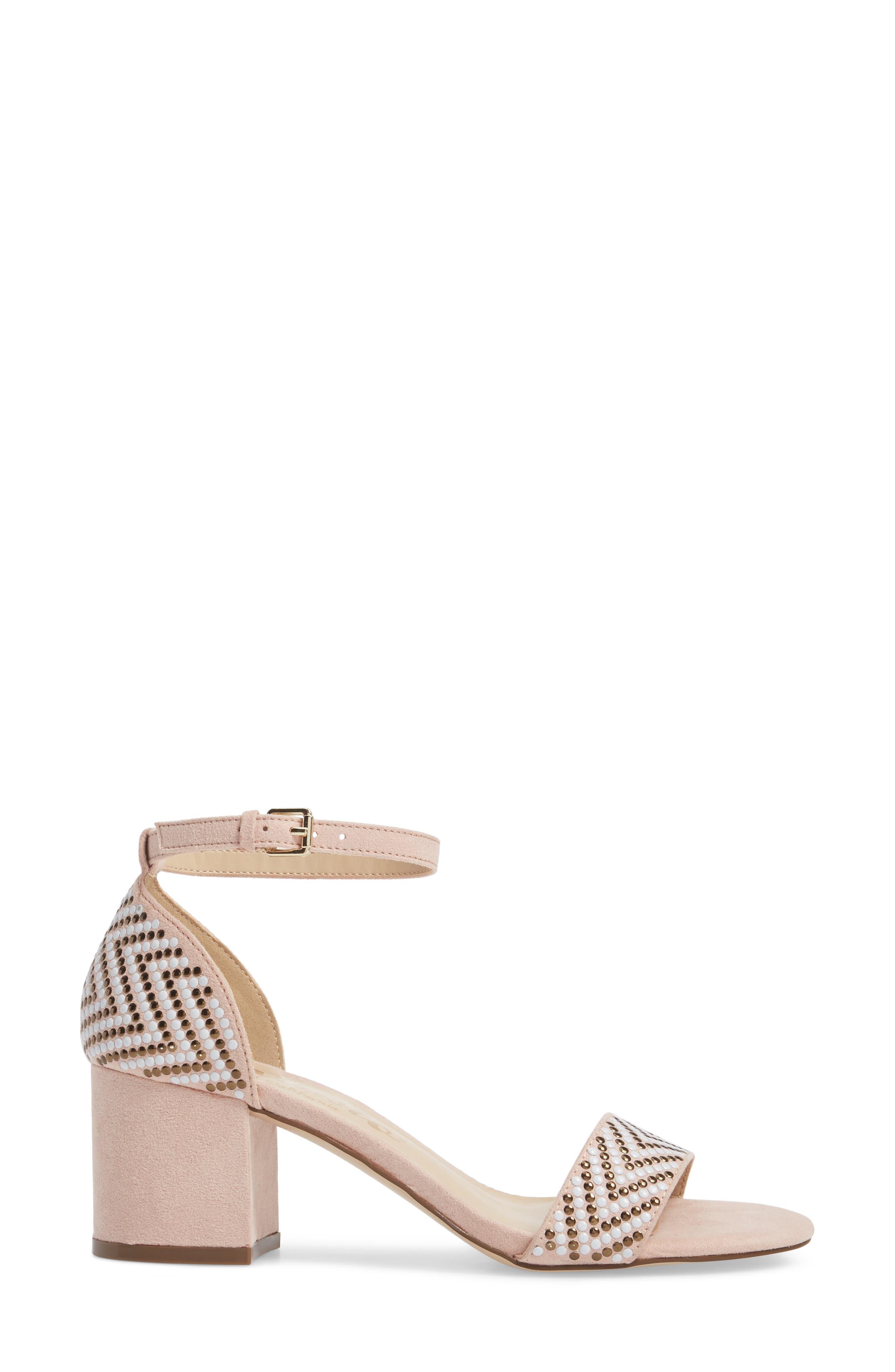 Mercer Ankle Strap Sandal,                             Alternate thumbnail 3, color,                             650