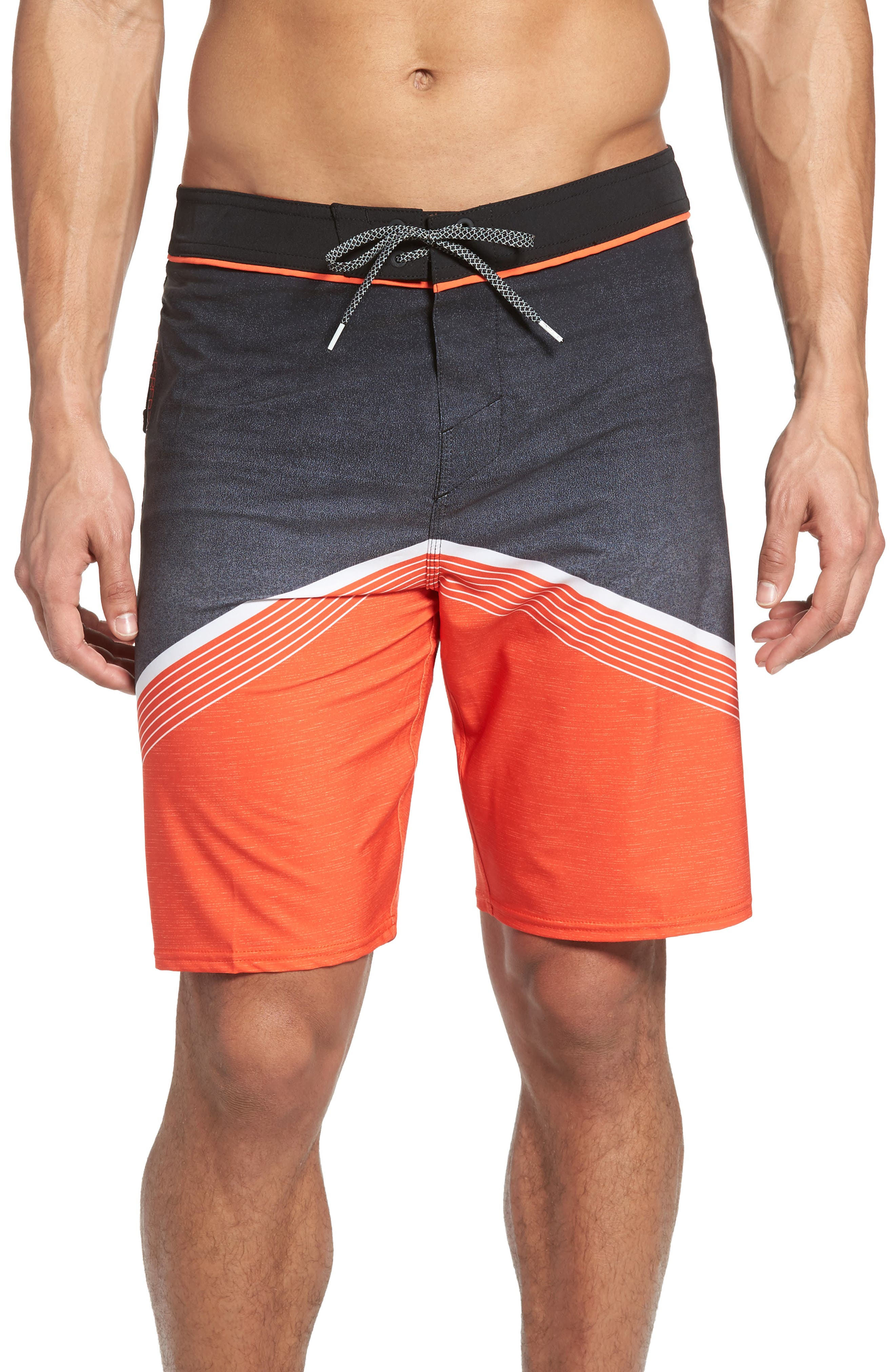 Hyperfreak Stretch Board Shorts,                             Main thumbnail 7, color,