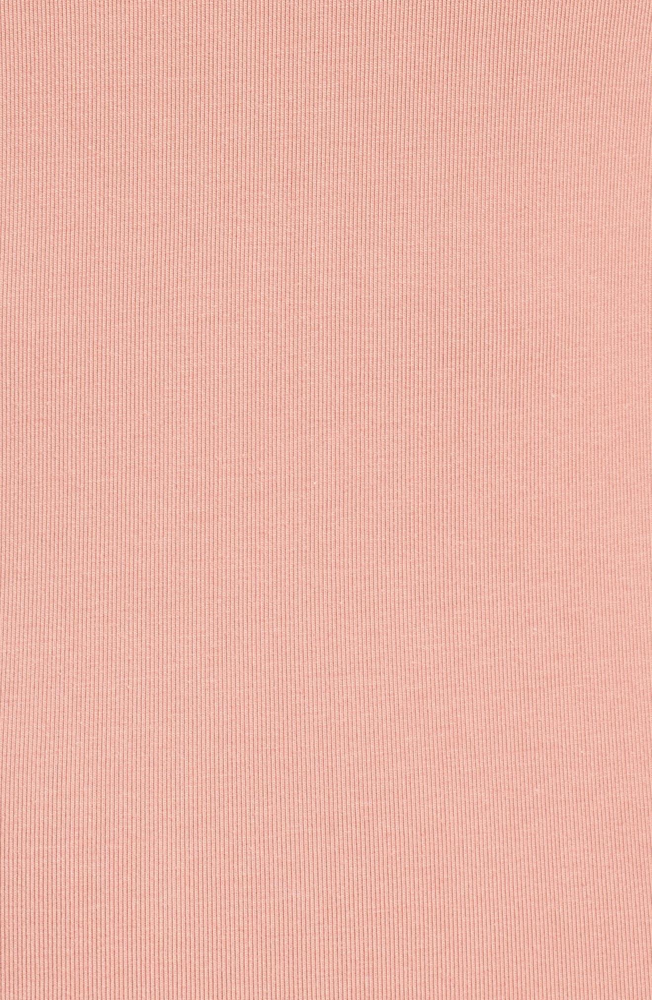 T7 Sweatshirt Dress,                             Alternate thumbnail 21, color,