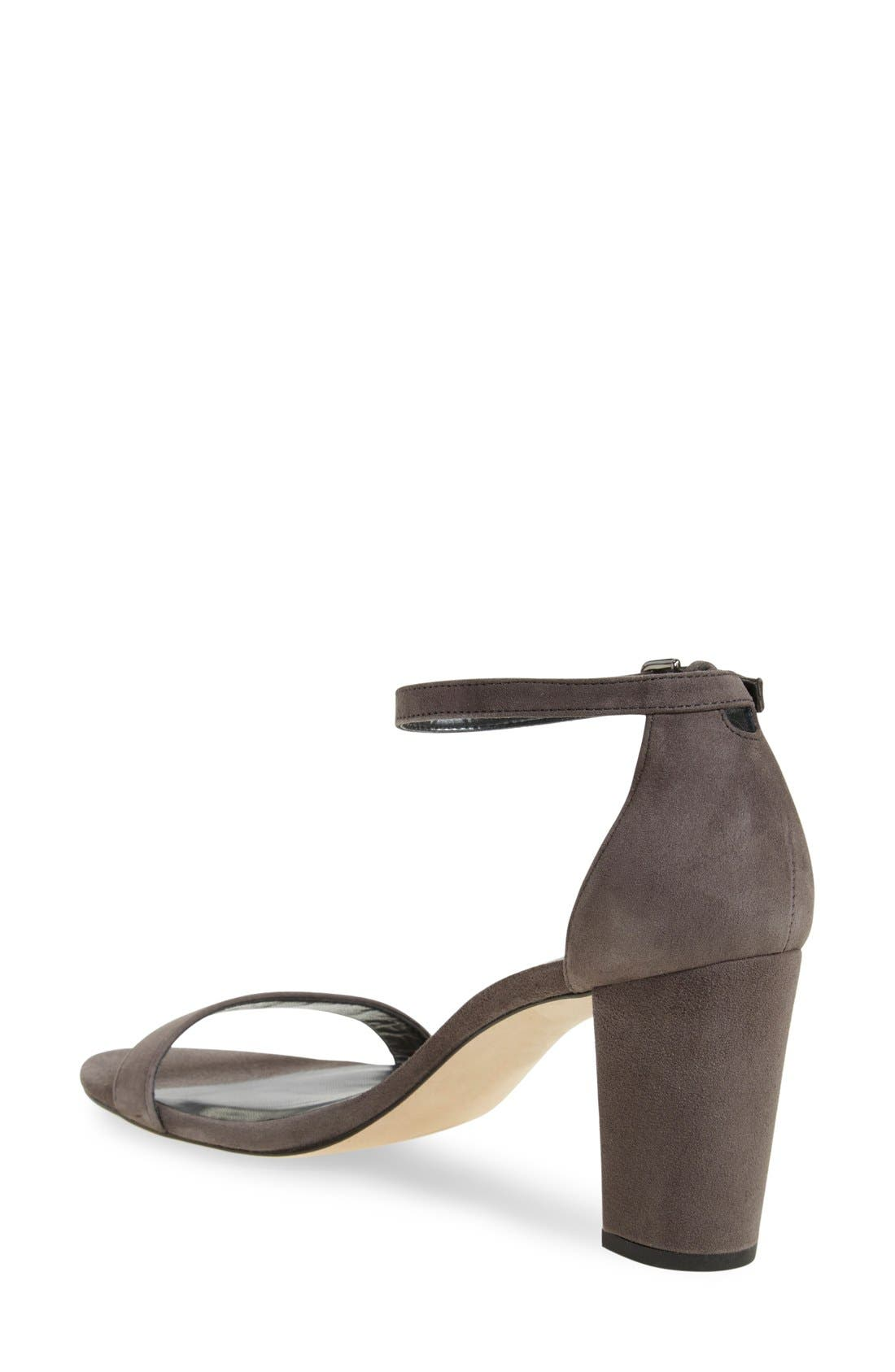 NearlyNude Ankle Strap Sandal,                             Alternate thumbnail 121, color,