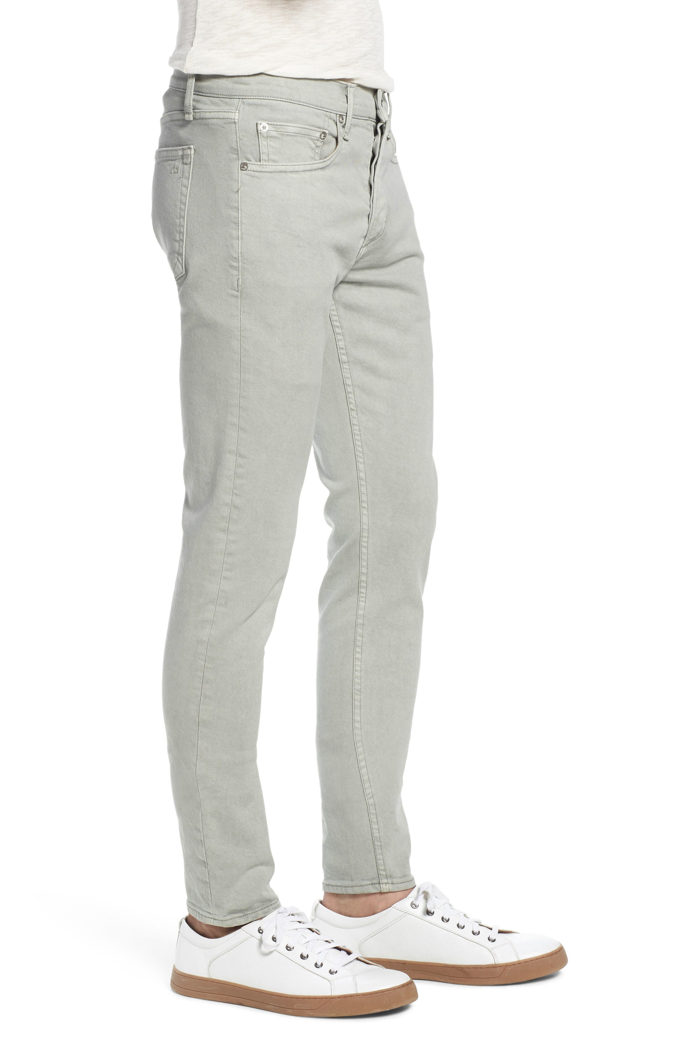 Fit 1 Skinny Fit Jeans,                             Alternate thumbnail 3, color,                             250