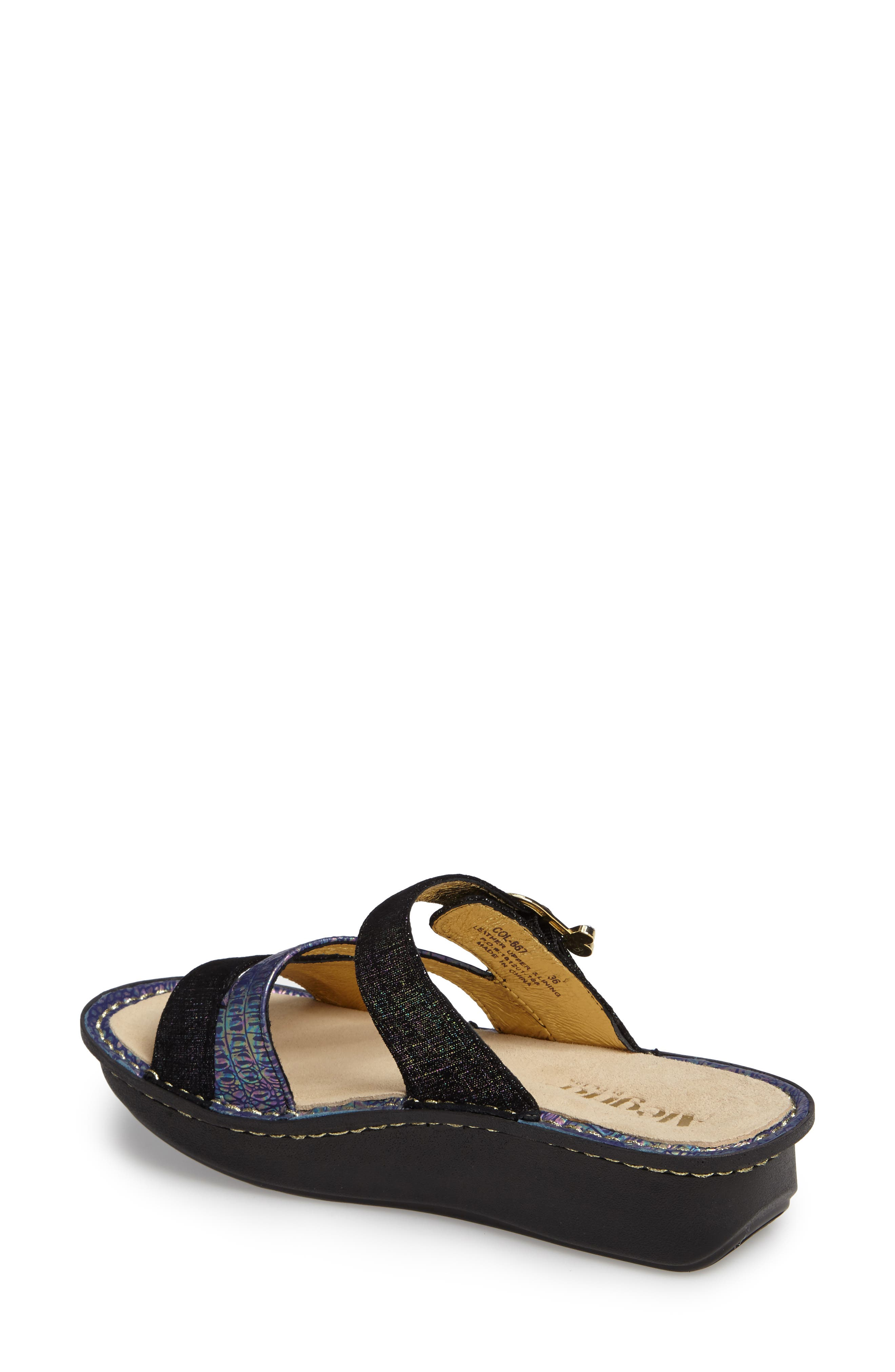 'Colette' Platform Sandal,                             Alternate thumbnail 28, color,