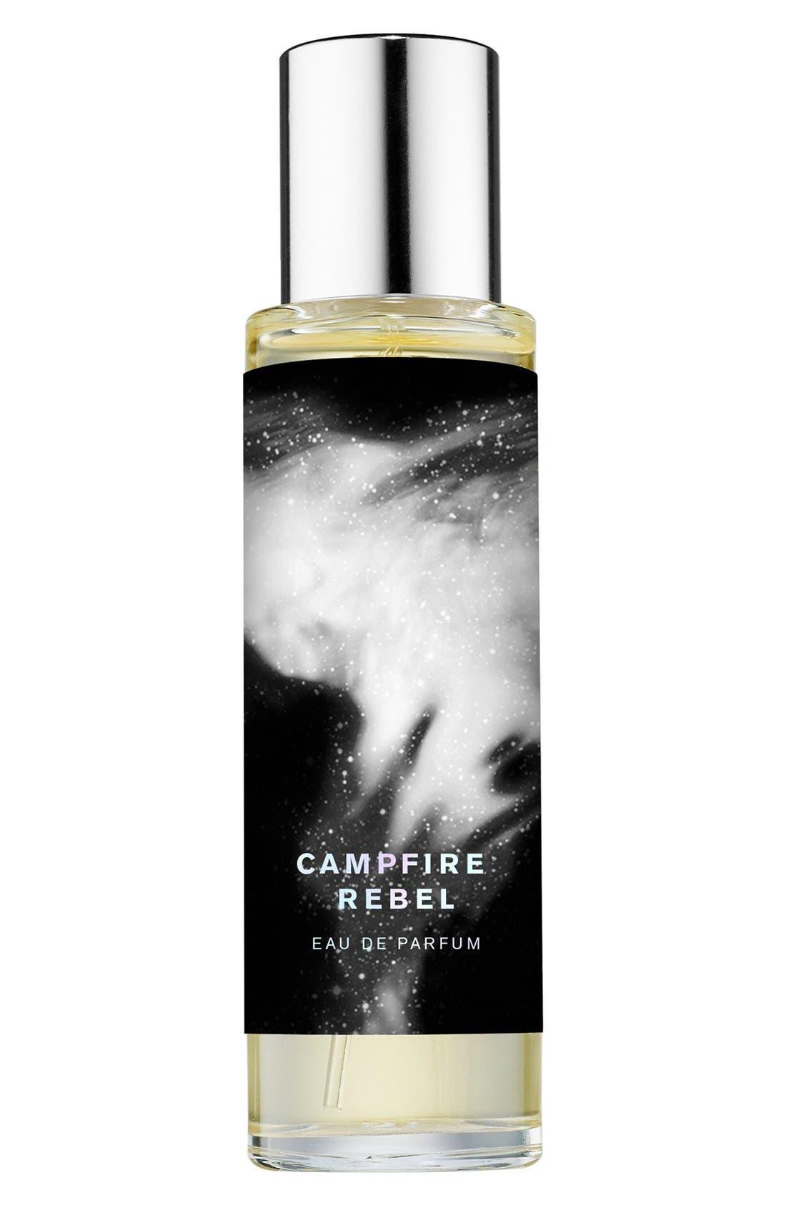 'Campfire Rebel' Eau de Parfum,                             Main thumbnail 1, color,                             000