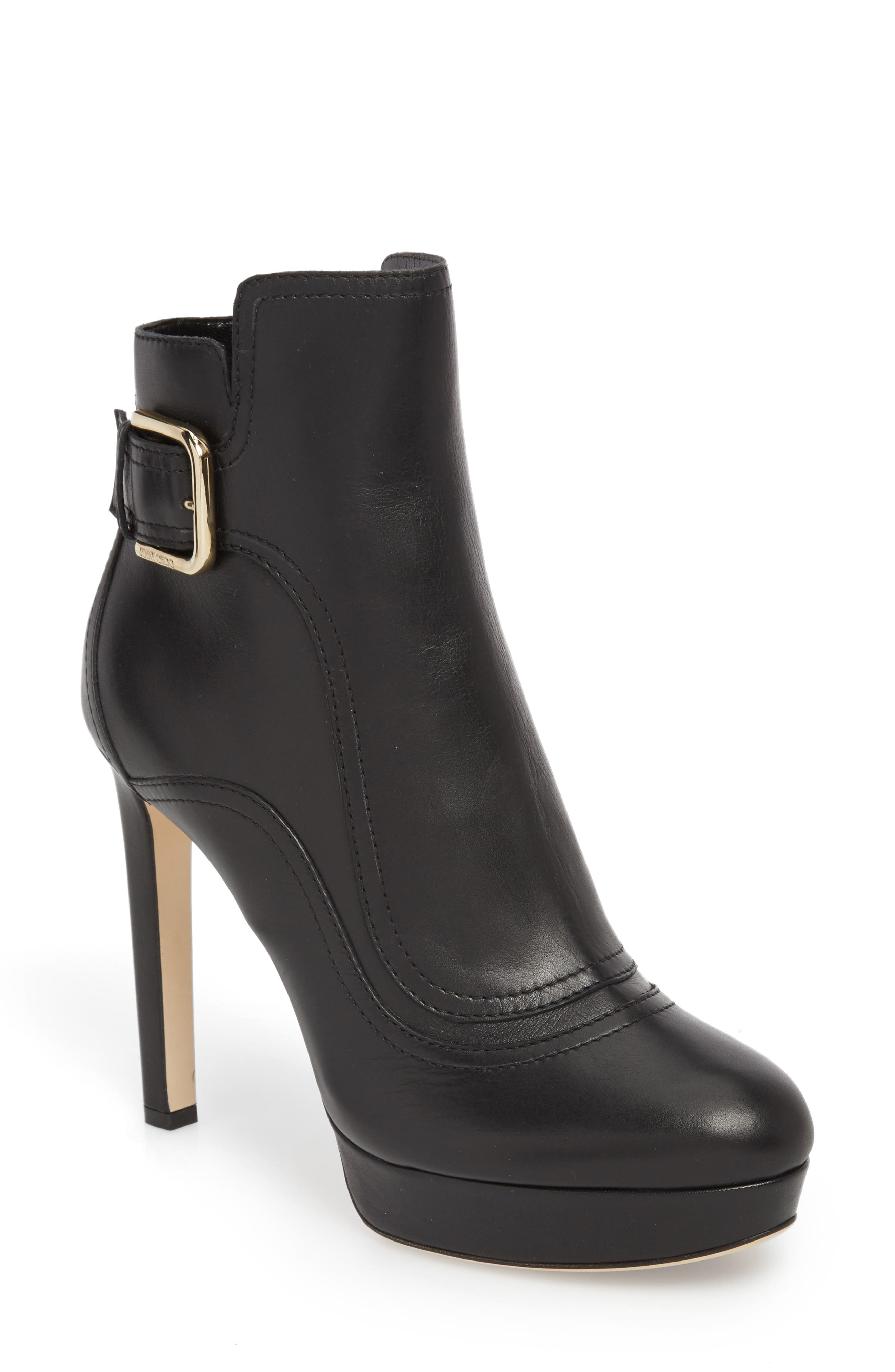 Jimmy Choo Britney Platform Boot, Black