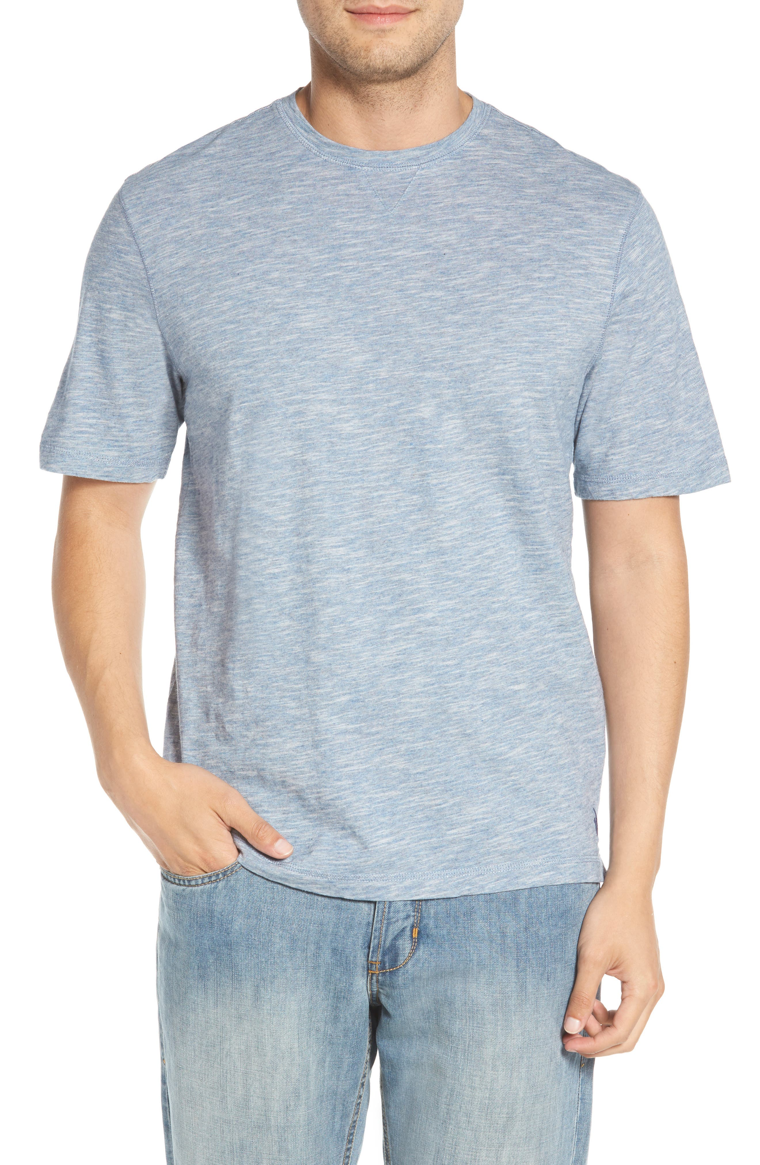 Slubbie Regular Fit Crewneck T-Shirt,                         Main,                         color, 021