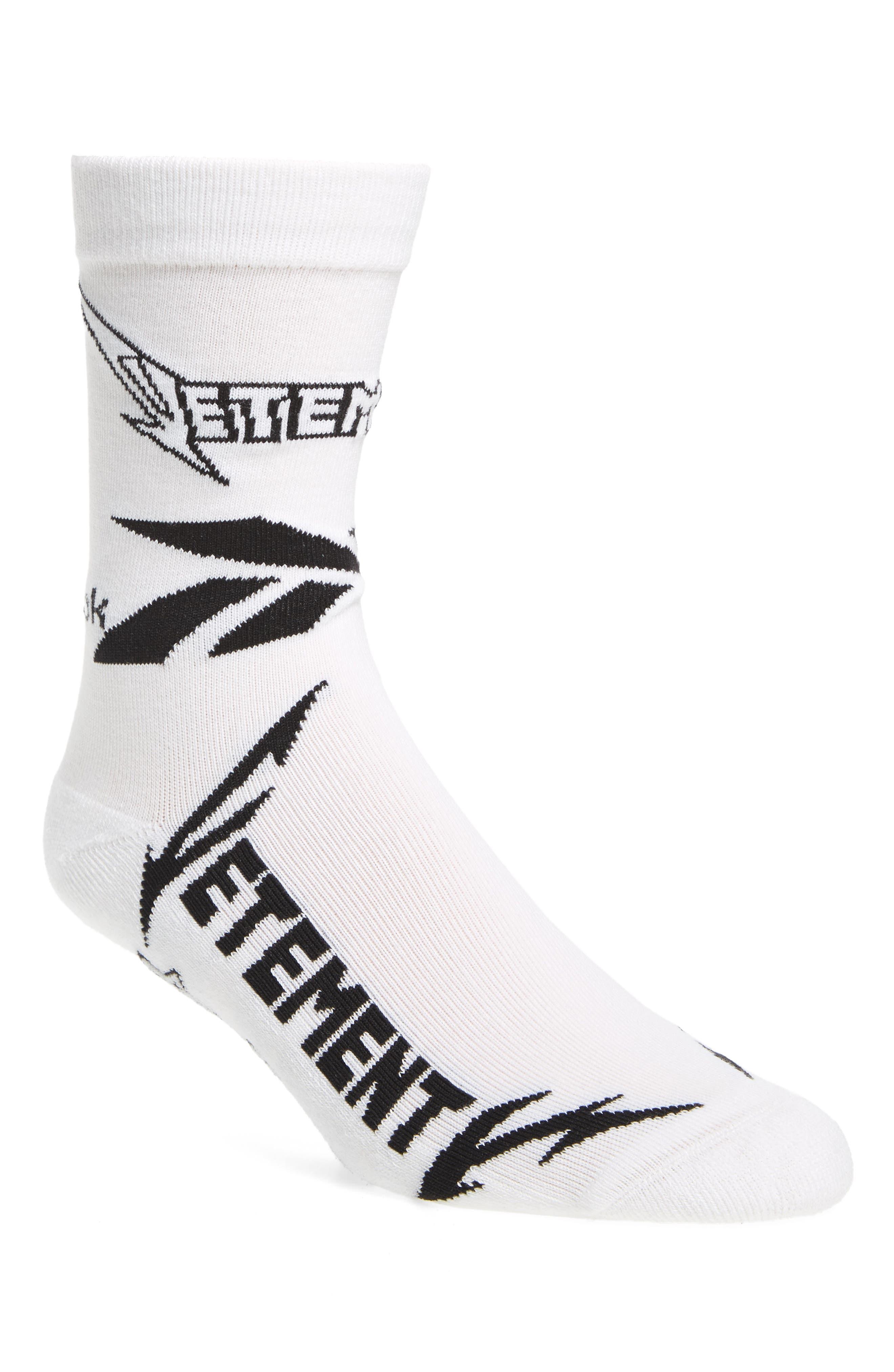 Metal Crew Socks,                             Main thumbnail 2, color,