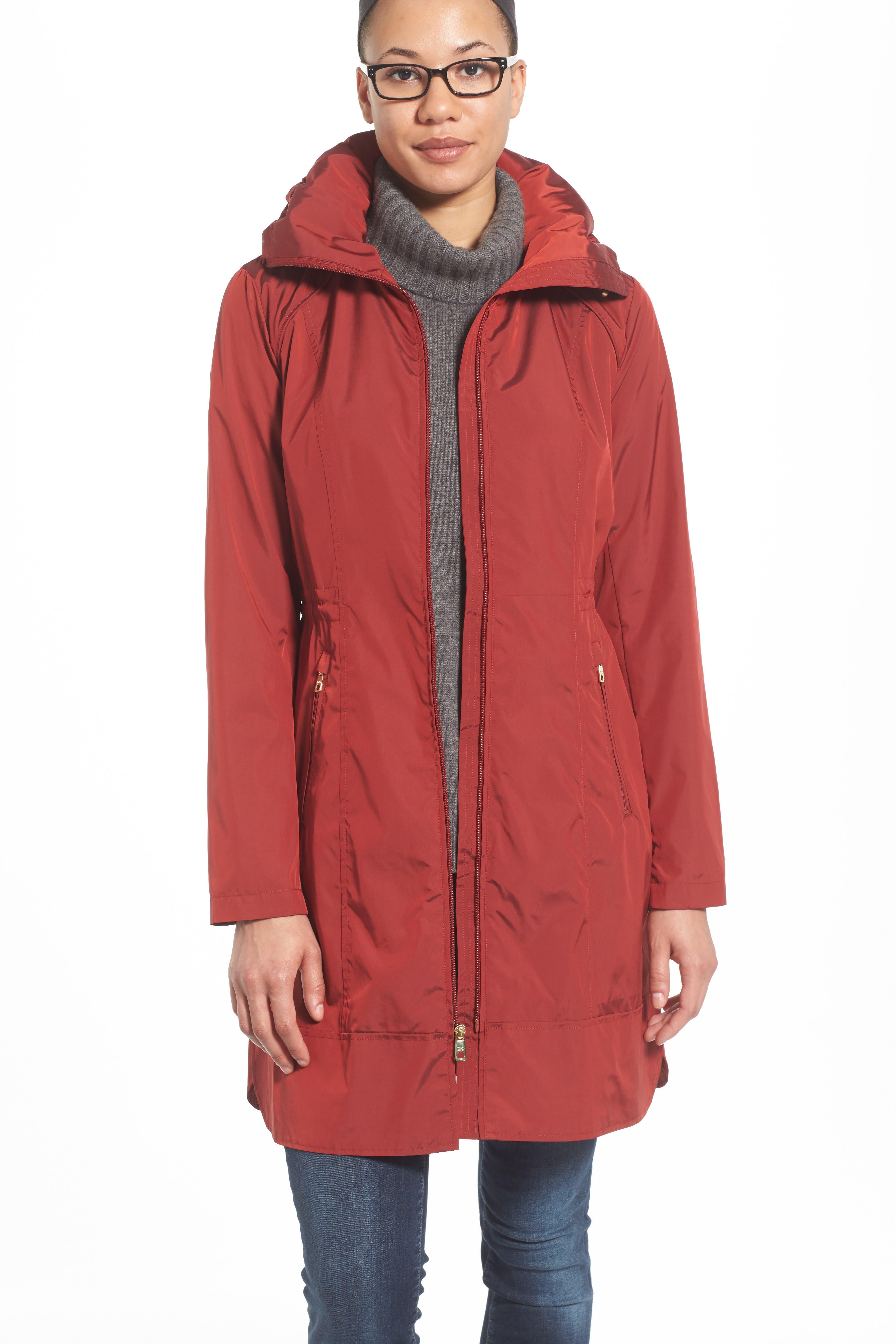 Packable Rain Jacket,                             Alternate thumbnail 4, color,                             639