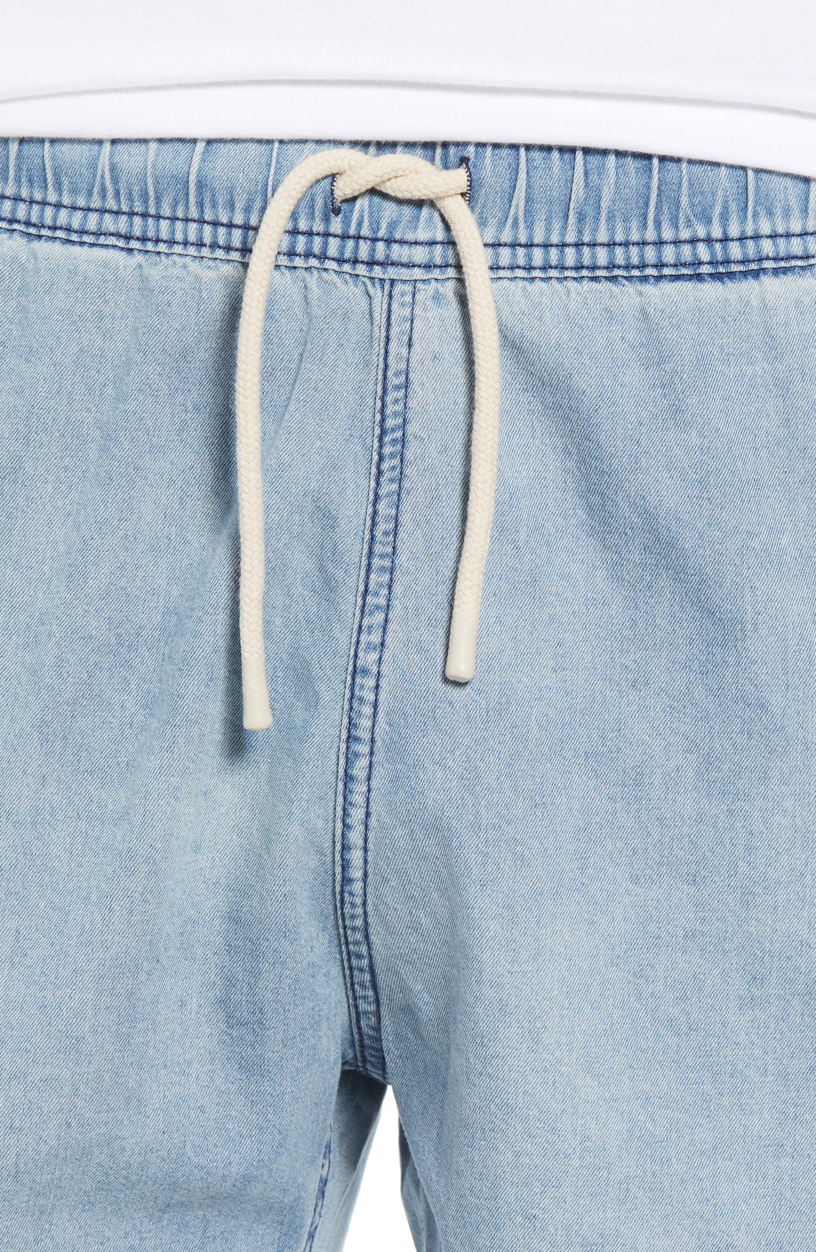 Zephyr Shorts,                             Alternate thumbnail 4, color,                             ARTIC WASH