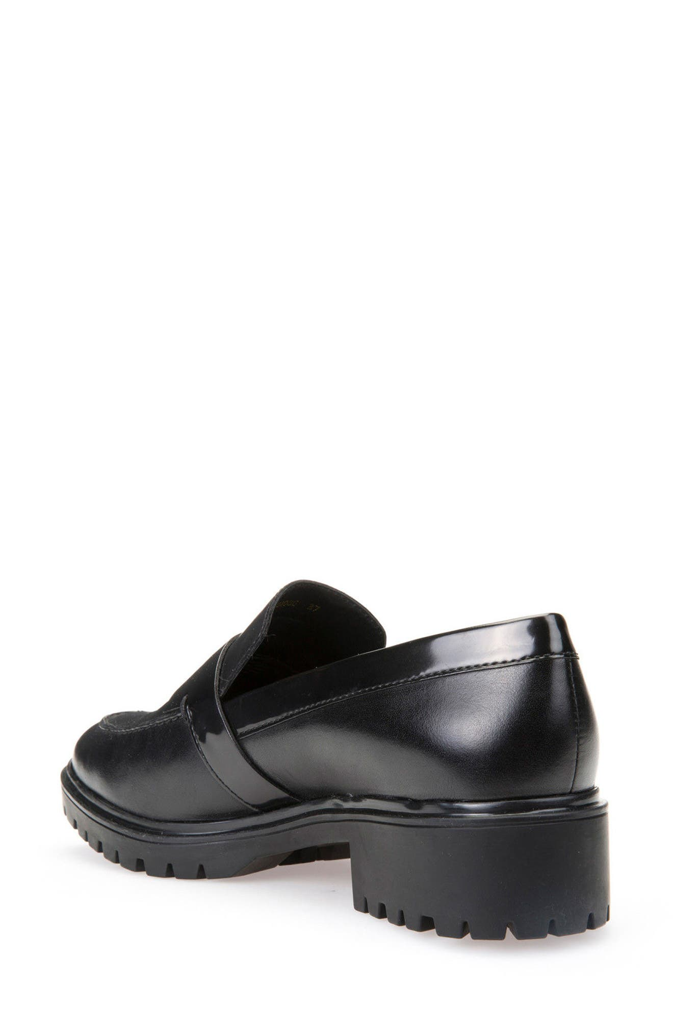 Peaceful Loafer Pump,                             Alternate thumbnail 2, color,                             001