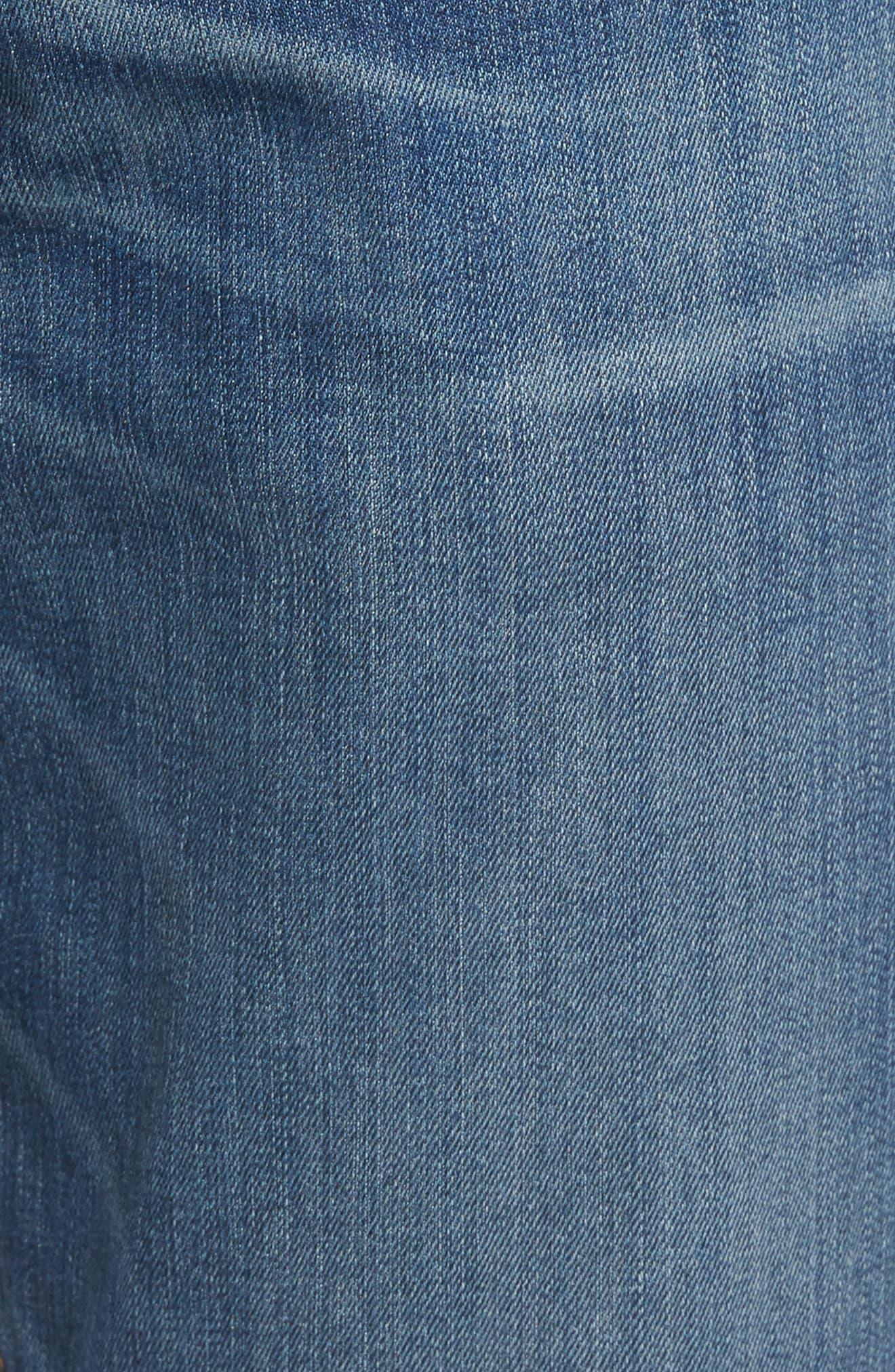 Legacy - Normandie Straight Leg Jeans,                             Alternate thumbnail 5, color,                             400
