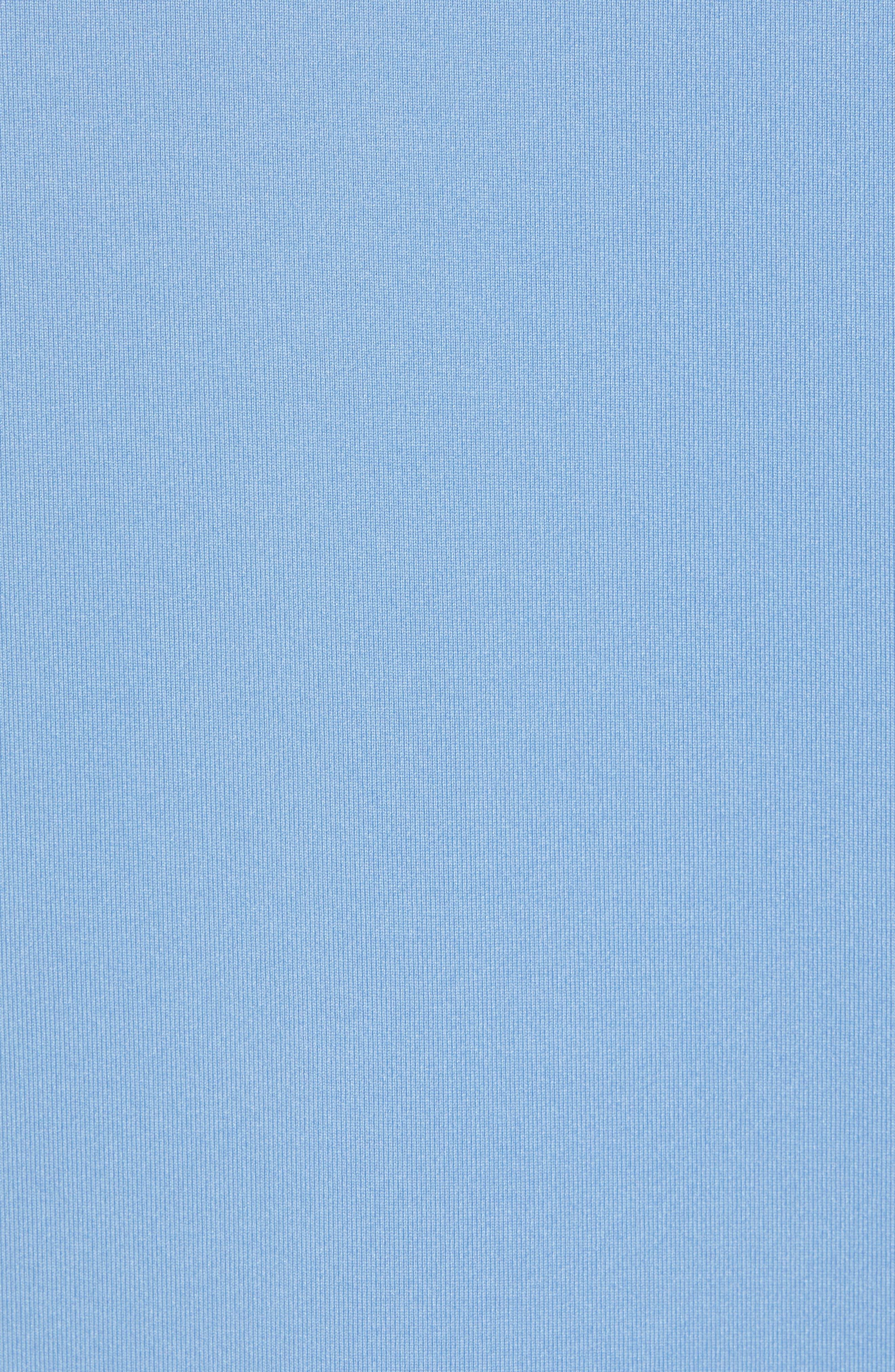 RØ<sup>®</sup> Sun Long Sleeve T-Shirt,                             Alternate thumbnail 5, color,                             BOARDSHORT LOGO/ RAILROAD BLUE
