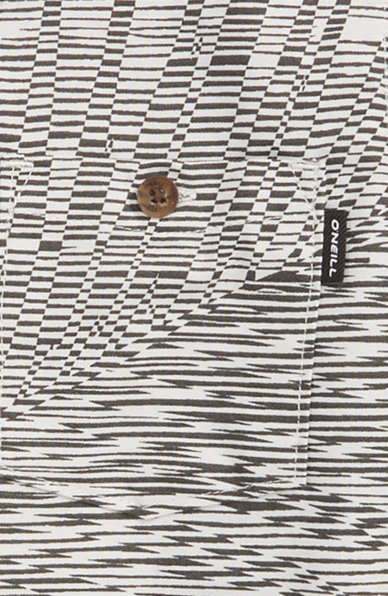 Fronzarelli Woven Shirt,                             Alternate thumbnail 2, color,                             036