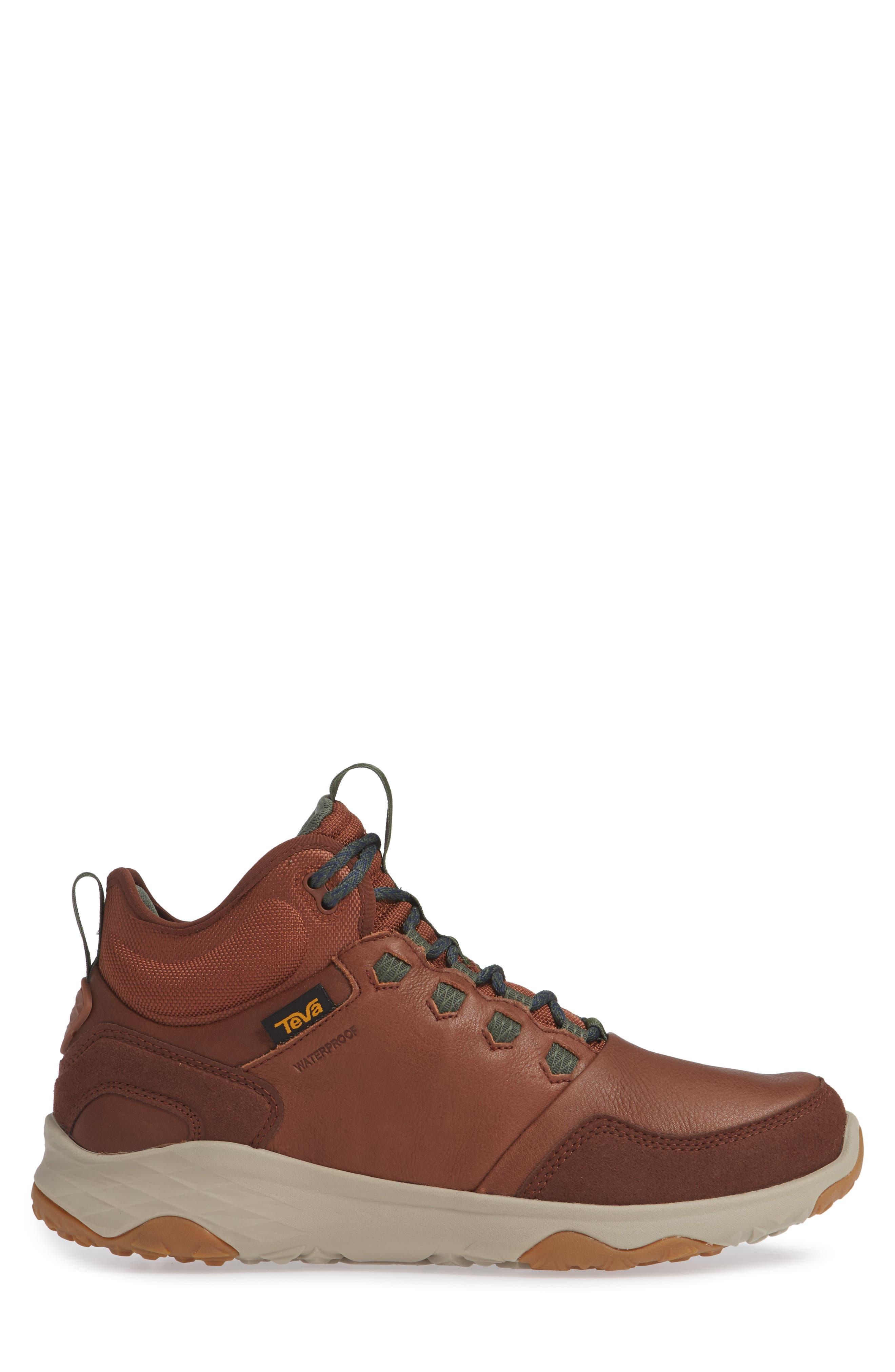 Arrowood 2 Mid Waterproof Sneaker Boot,                             Alternate thumbnail 3, color,                             242