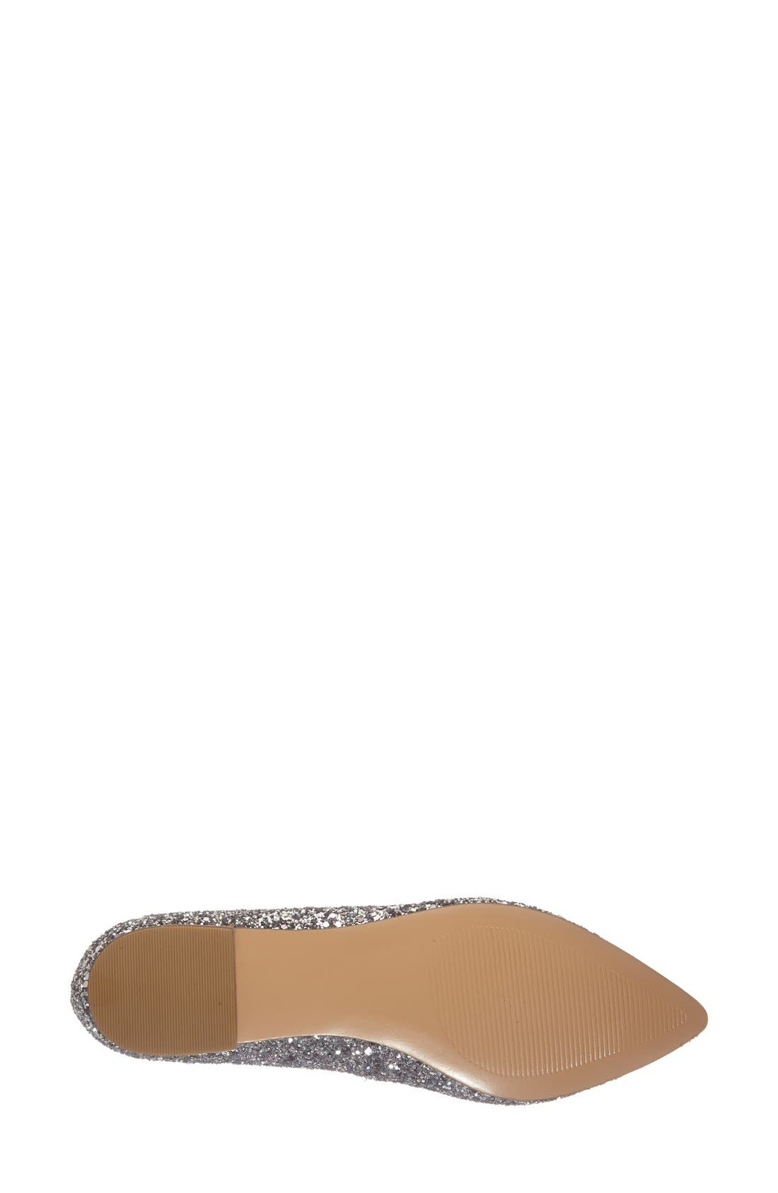 'Cammila' Pointy Toe Loafer,                             Alternate thumbnail 34, color,