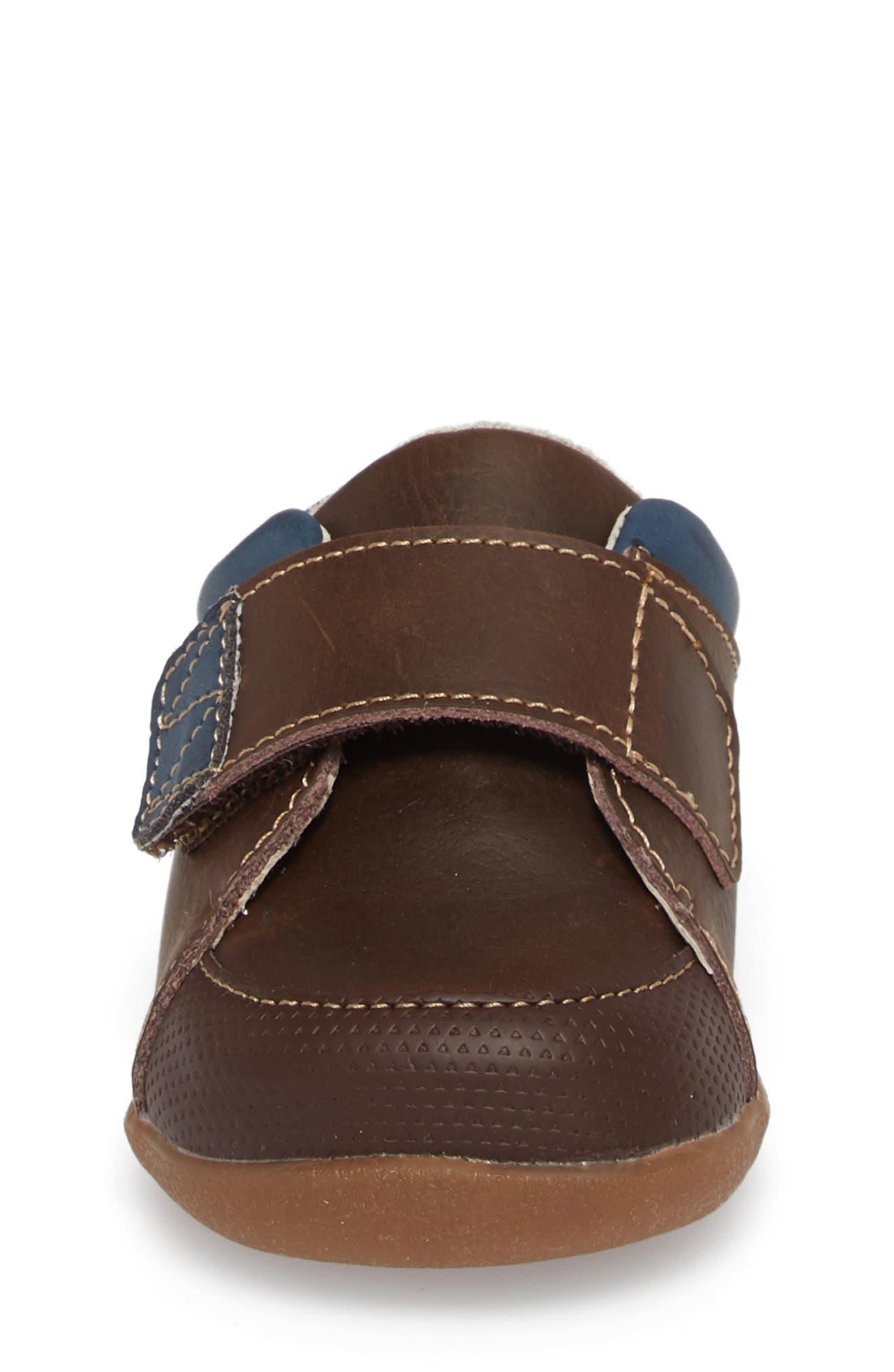Graham Sneaker,                             Alternate thumbnail 4, color,                             BROWN